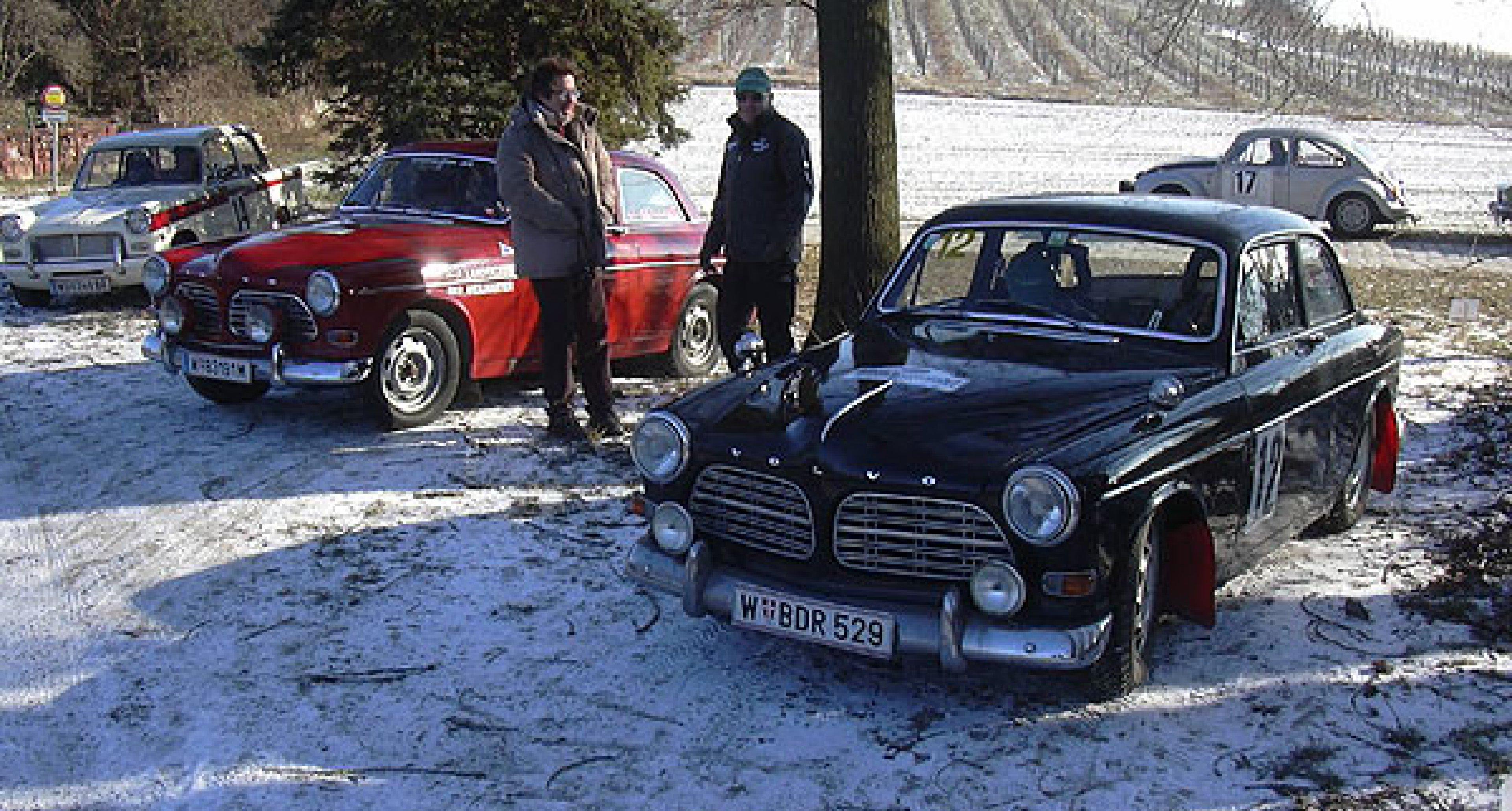 Ein perfekter Wintertag – Die Wintertourenfahrt 2004