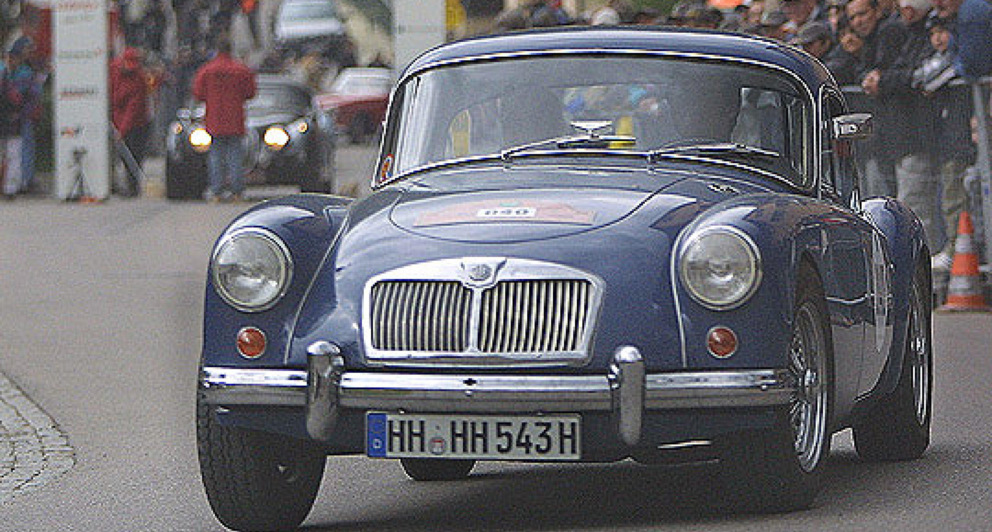 Classic Masters: Die Serie für historischen Automobilsport am Start