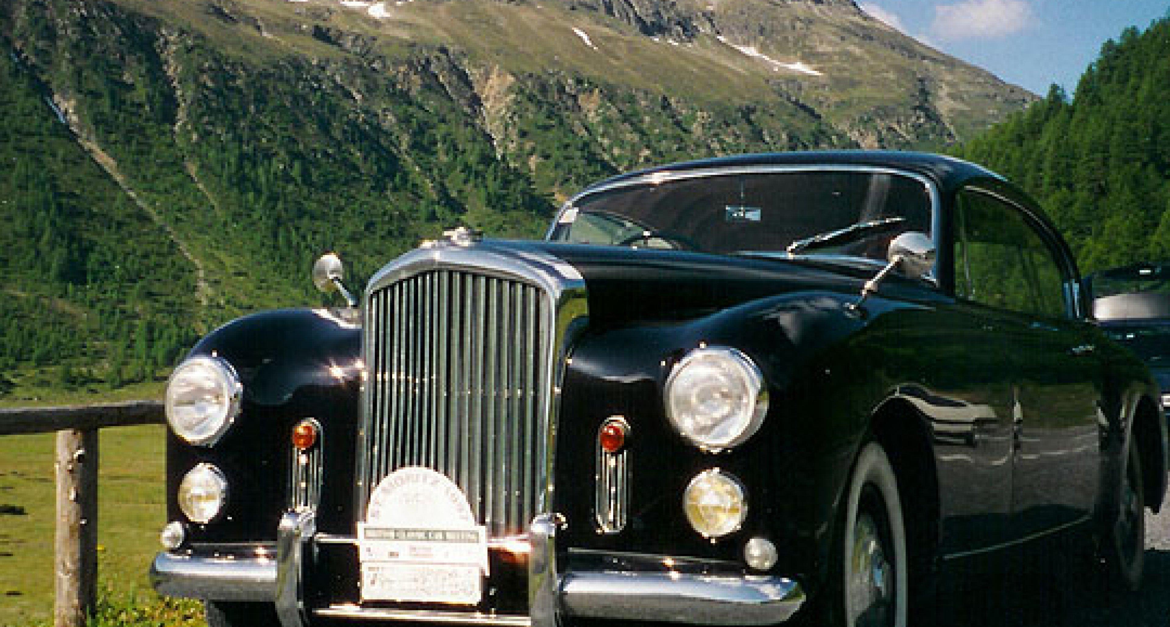 Swiss Classic Rally 2004