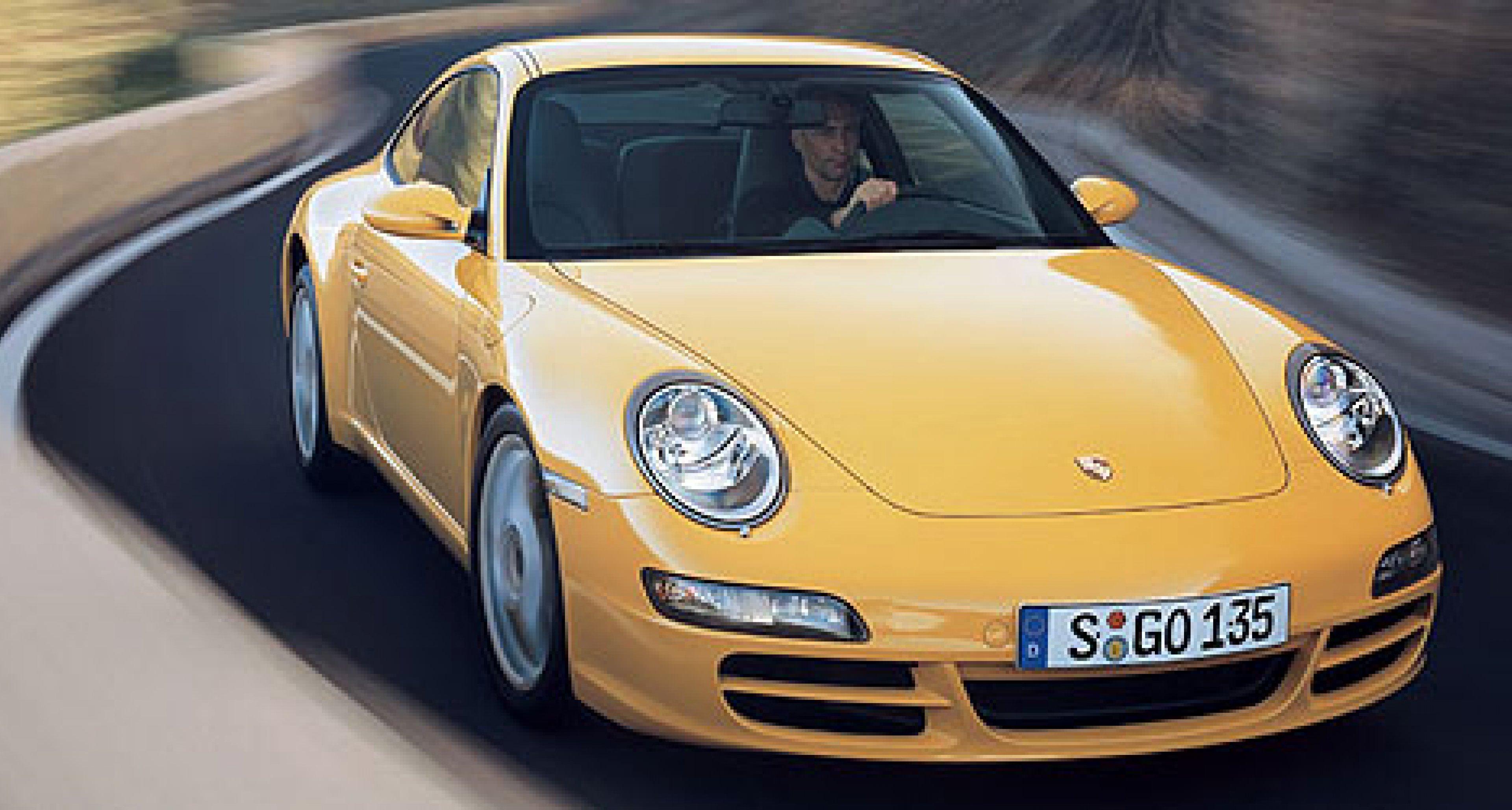 Porsche 911: Zwei neue Varianten