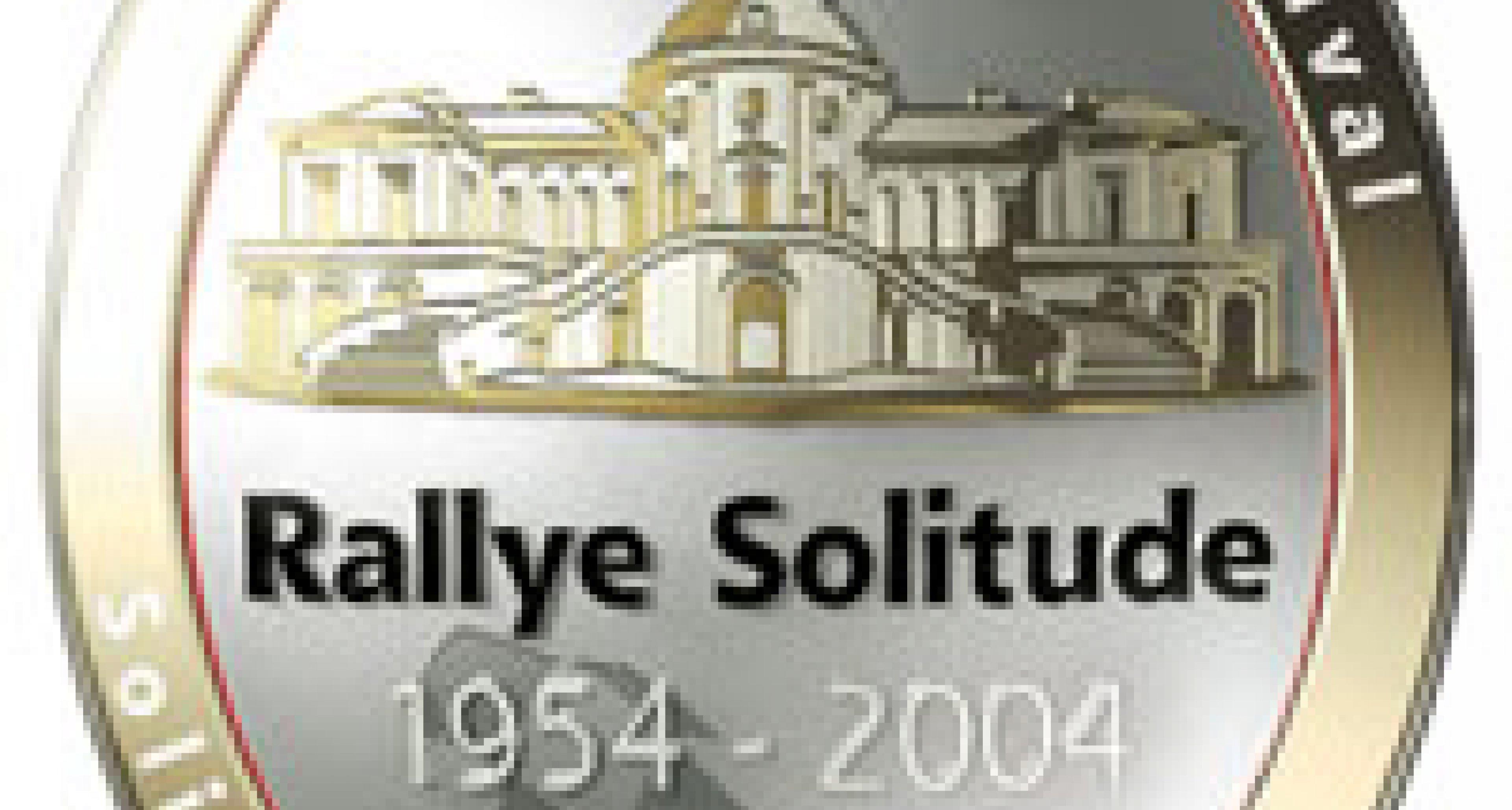 50 Jahre Rallye Solitude & Bosch Stadt-Grand-Prix in Gerlingen