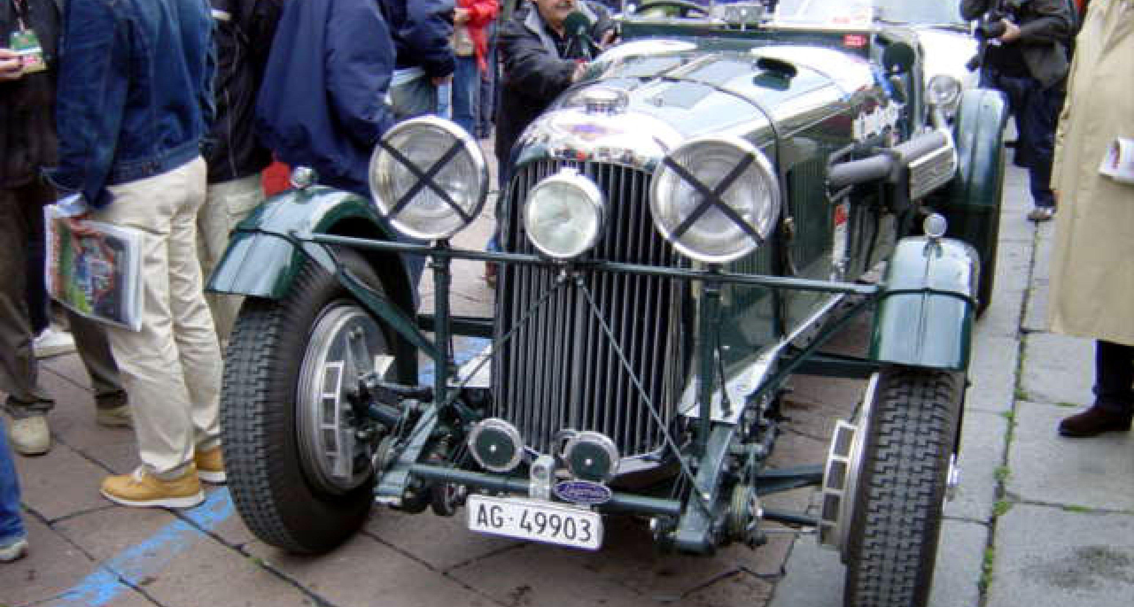 """Mille Miglia 2004 – """"Brescia-Rom-Brescia"""""""
