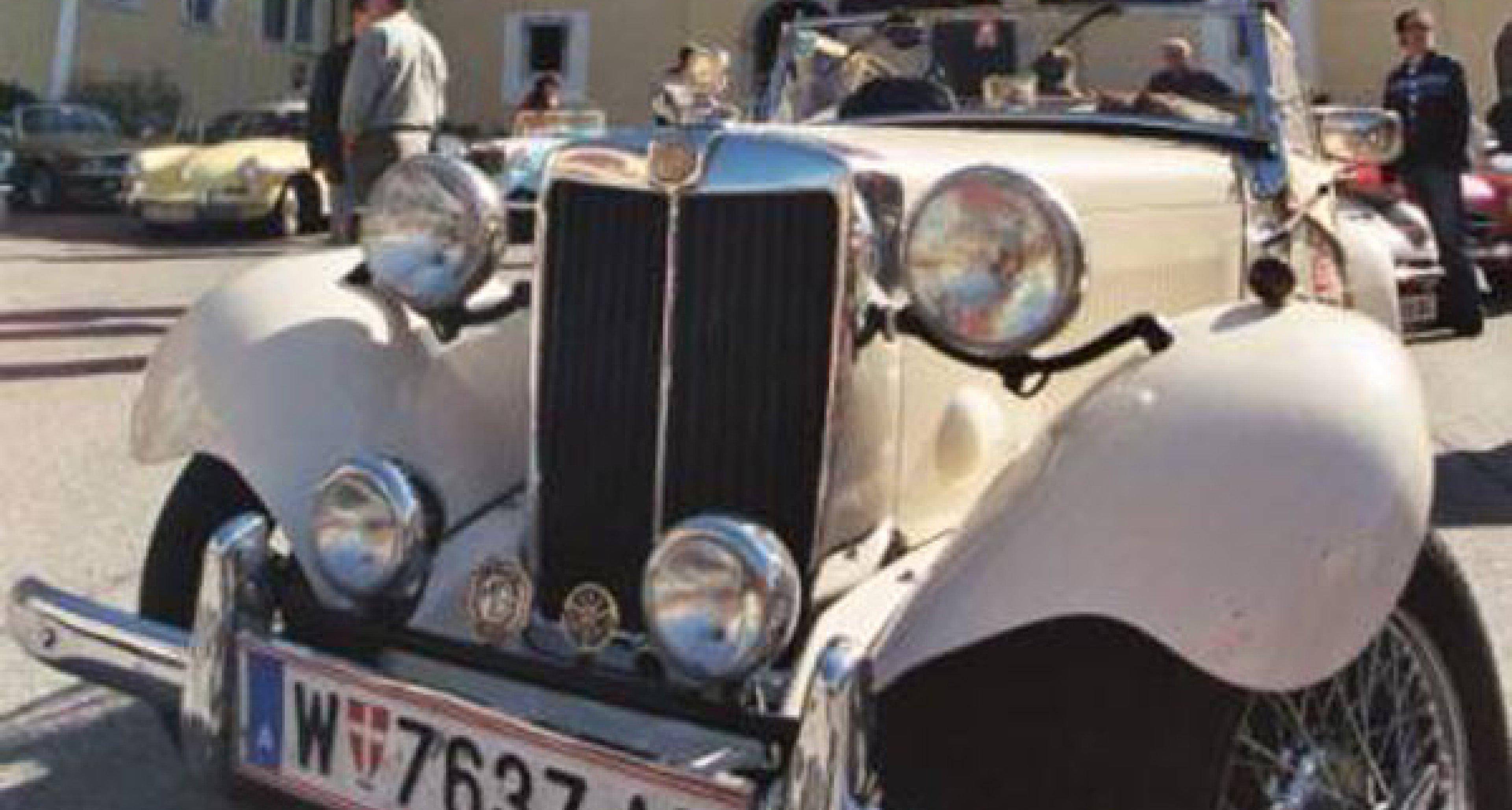 """Semperit Rallye """"short & sport"""", 17. und 18. Juli 2004"""