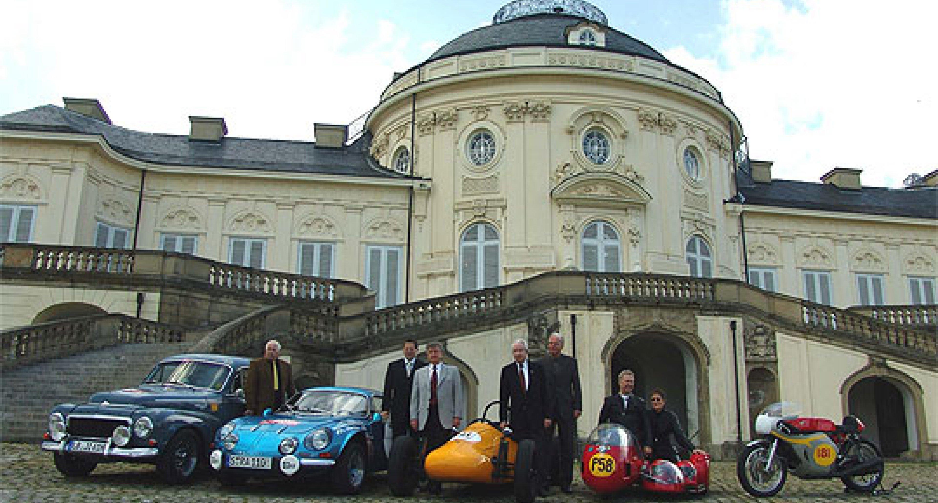 50 Jahre Rallye-Solitude - aus Freude am Genießen