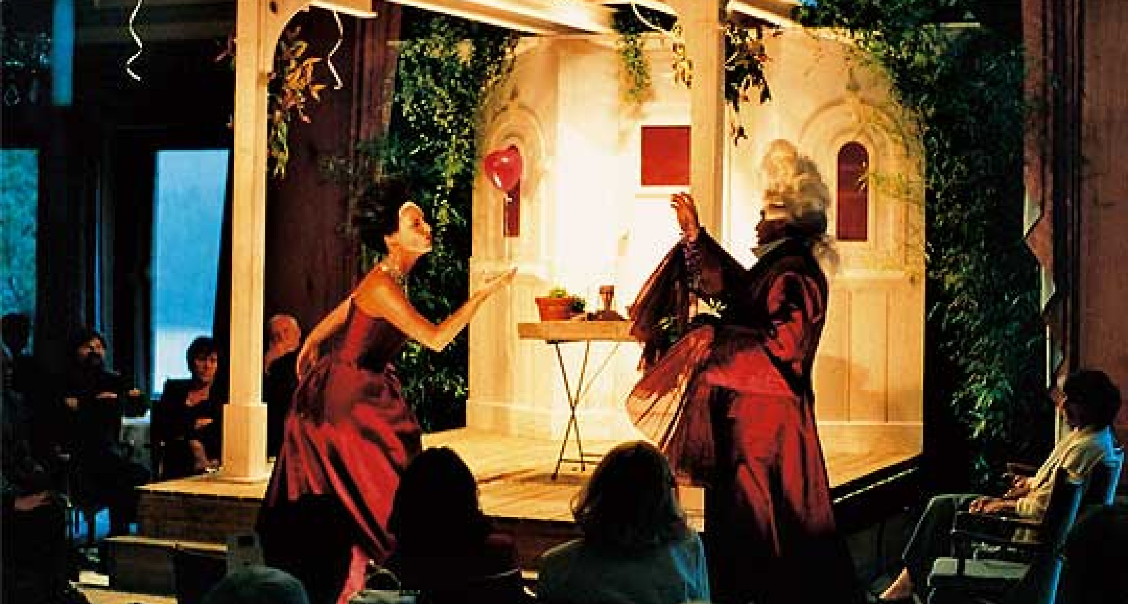 Opern Festival 2004 Engadin/St. Moritz