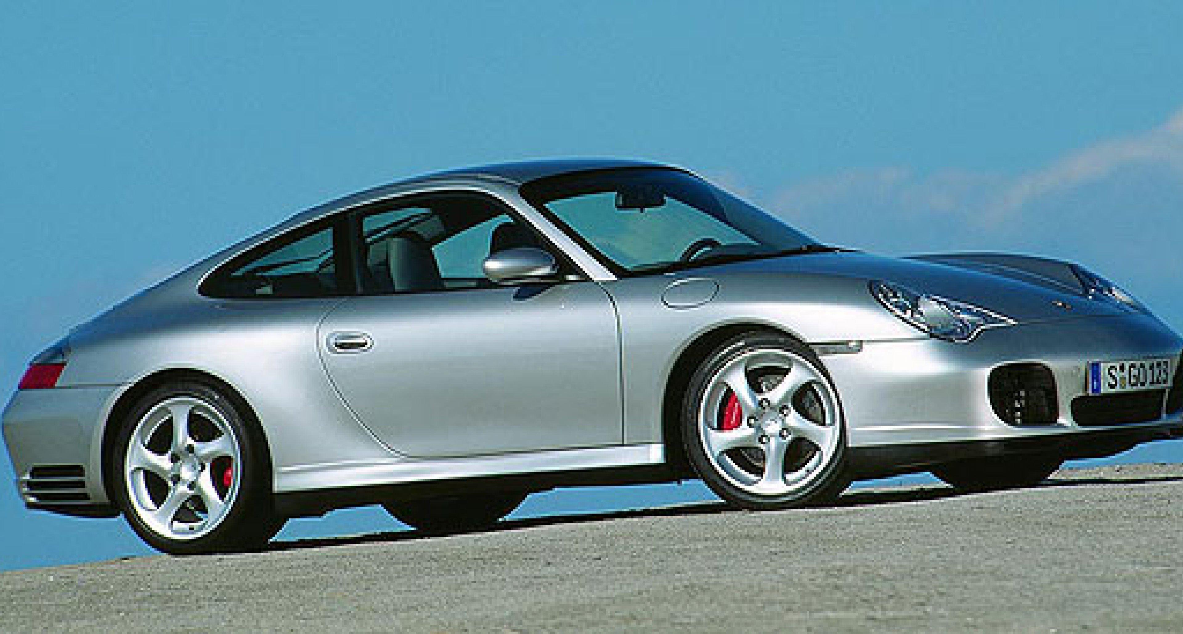 Porsche announce ceramic brake option on new 911