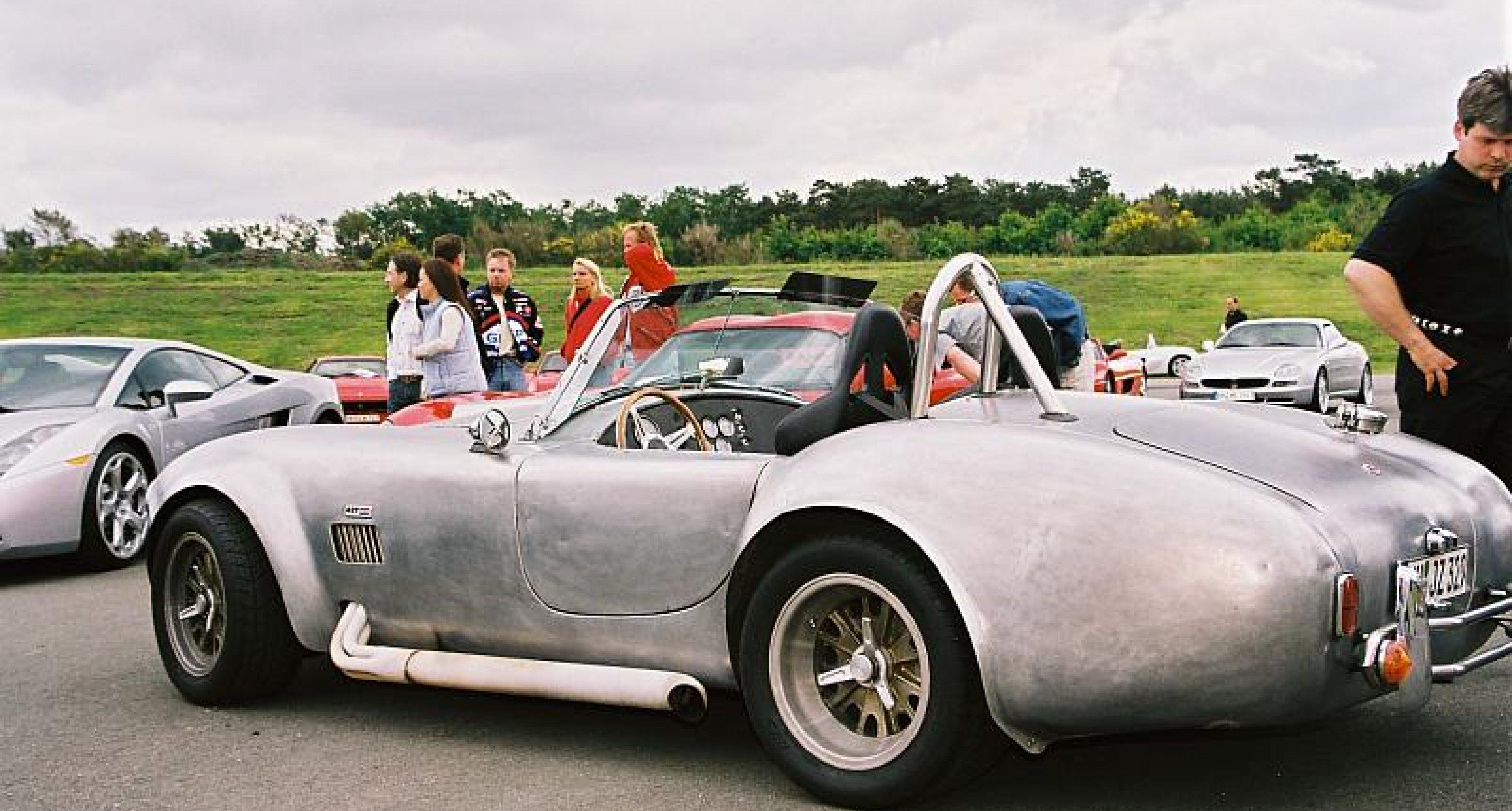 1. Nordheide Sportwagentreffen