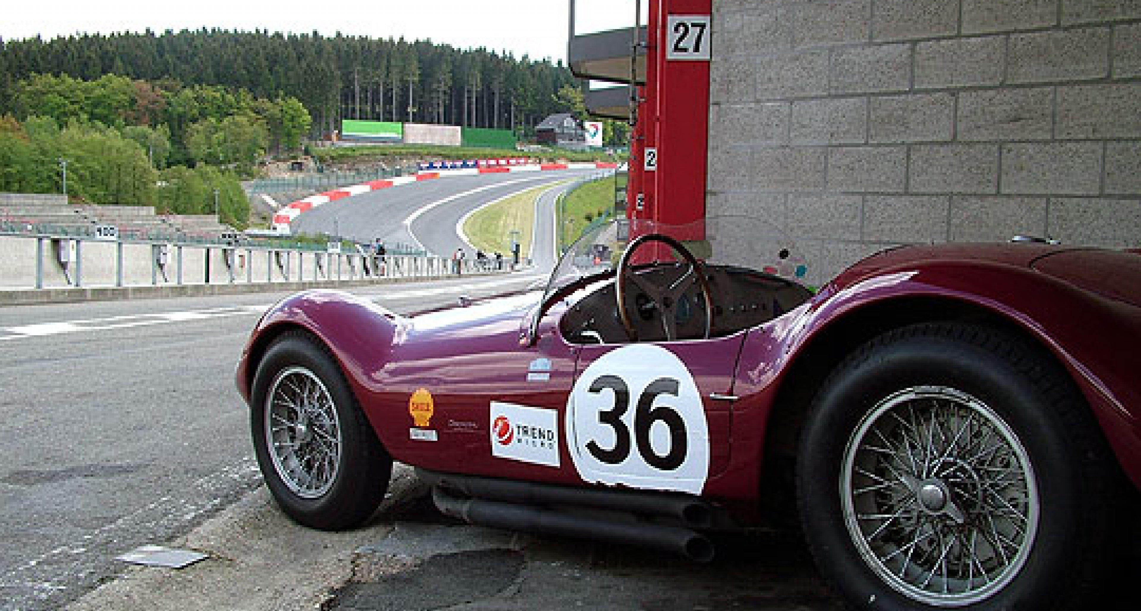 Rückblick: Ferrari Maserati Days 2004 in Spa