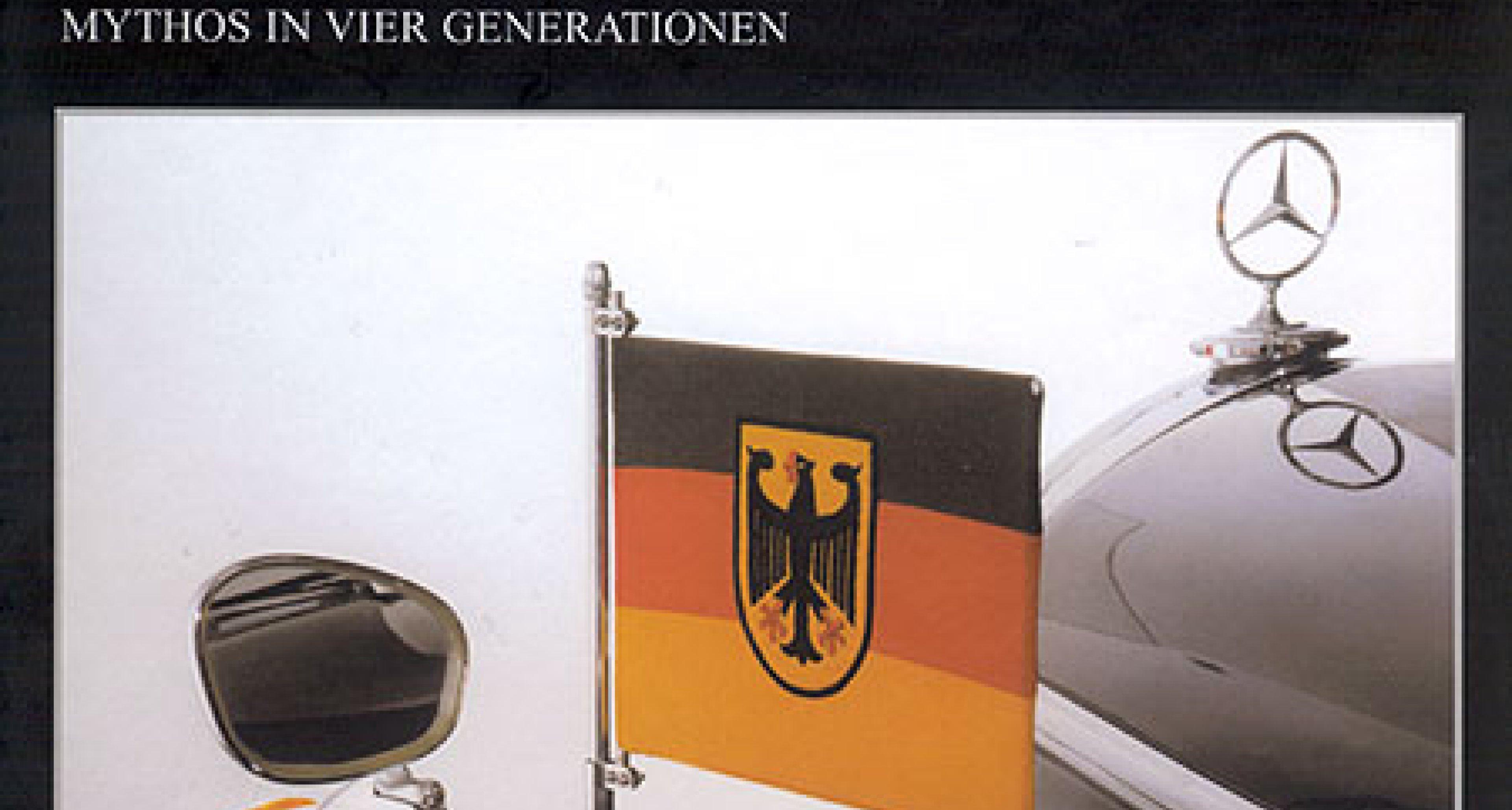 Mercedes-Benz 300: Mythos in vier Generationen