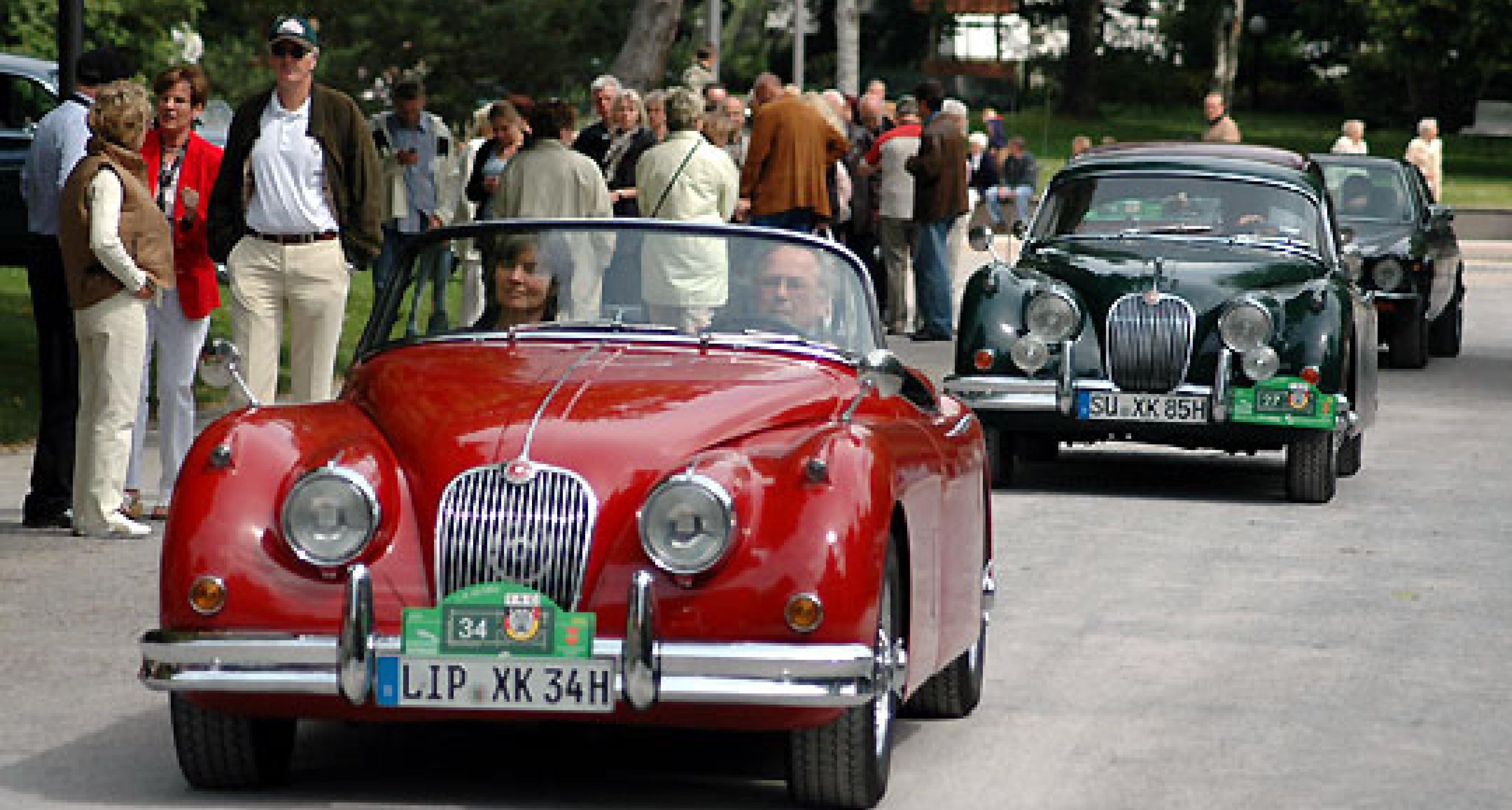25 Jahre Jaguar Association Germany