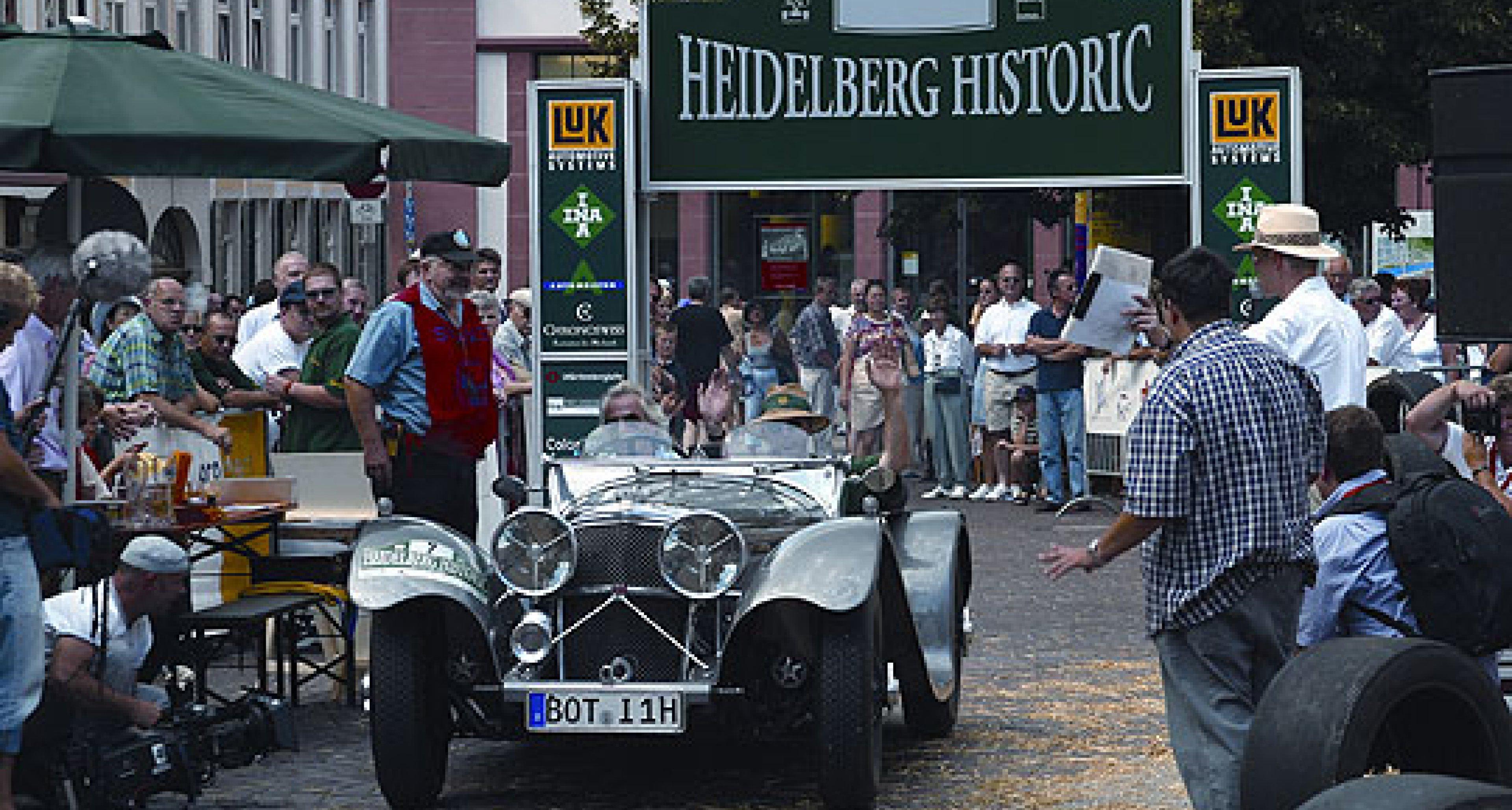 "ADAC Rallye ""Heidelberg Historic"""