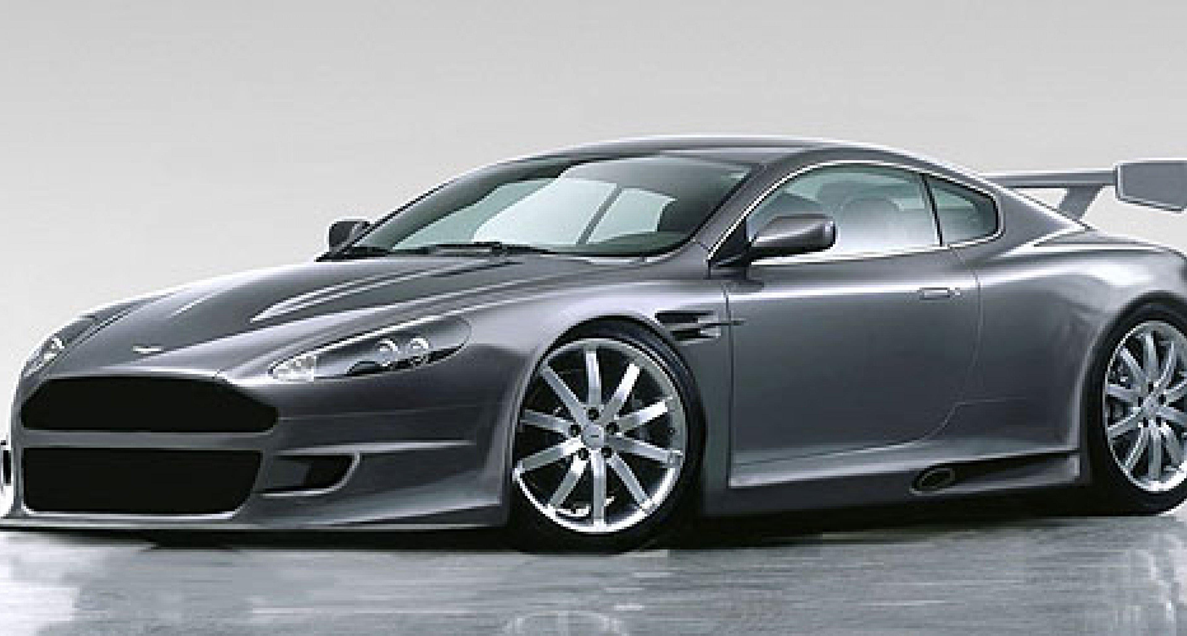 Aston Martin DBR9: Rennsport-Gene für den DB9