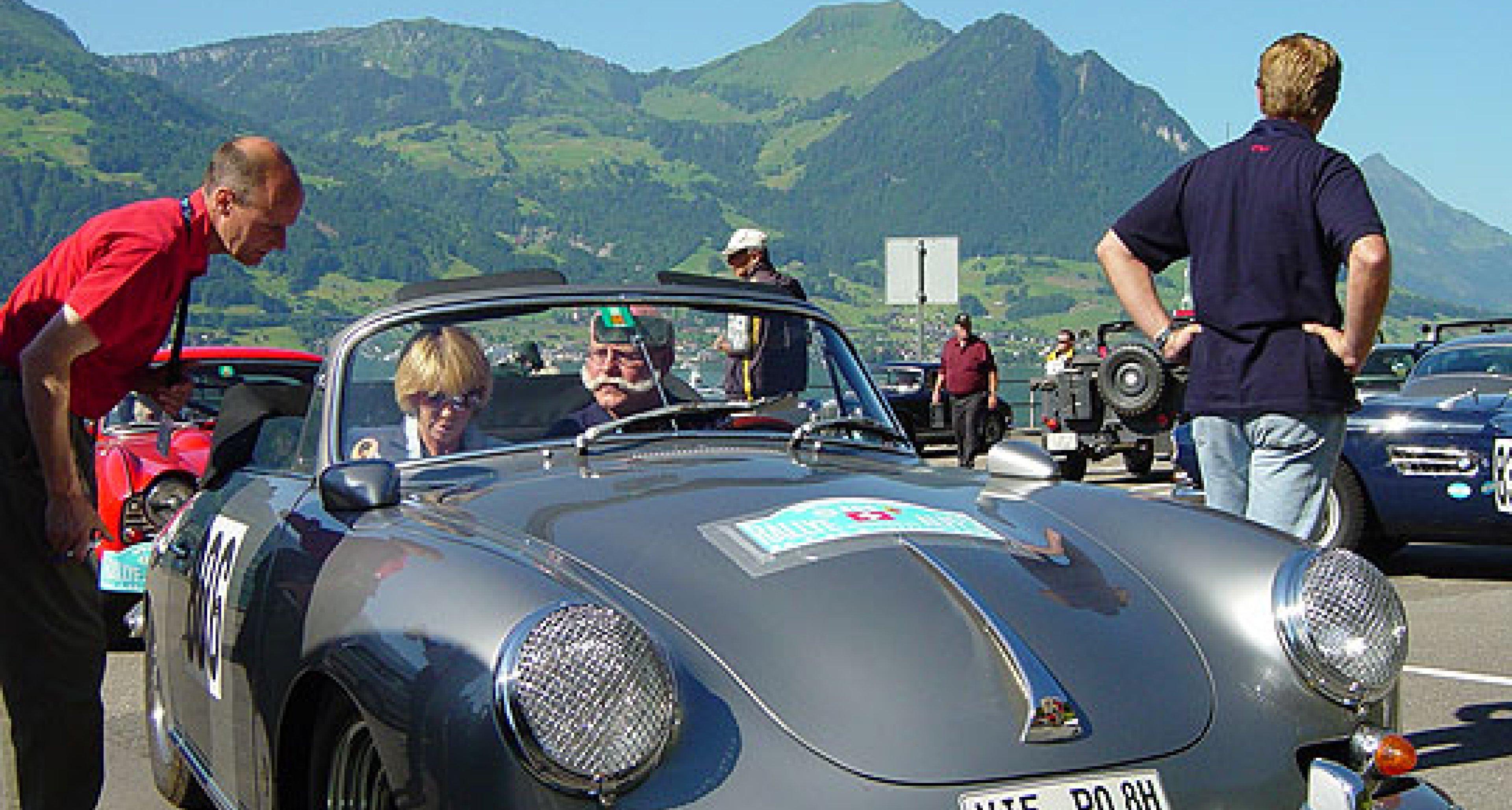 Rückblick – 48. Rallye des Aples 2004