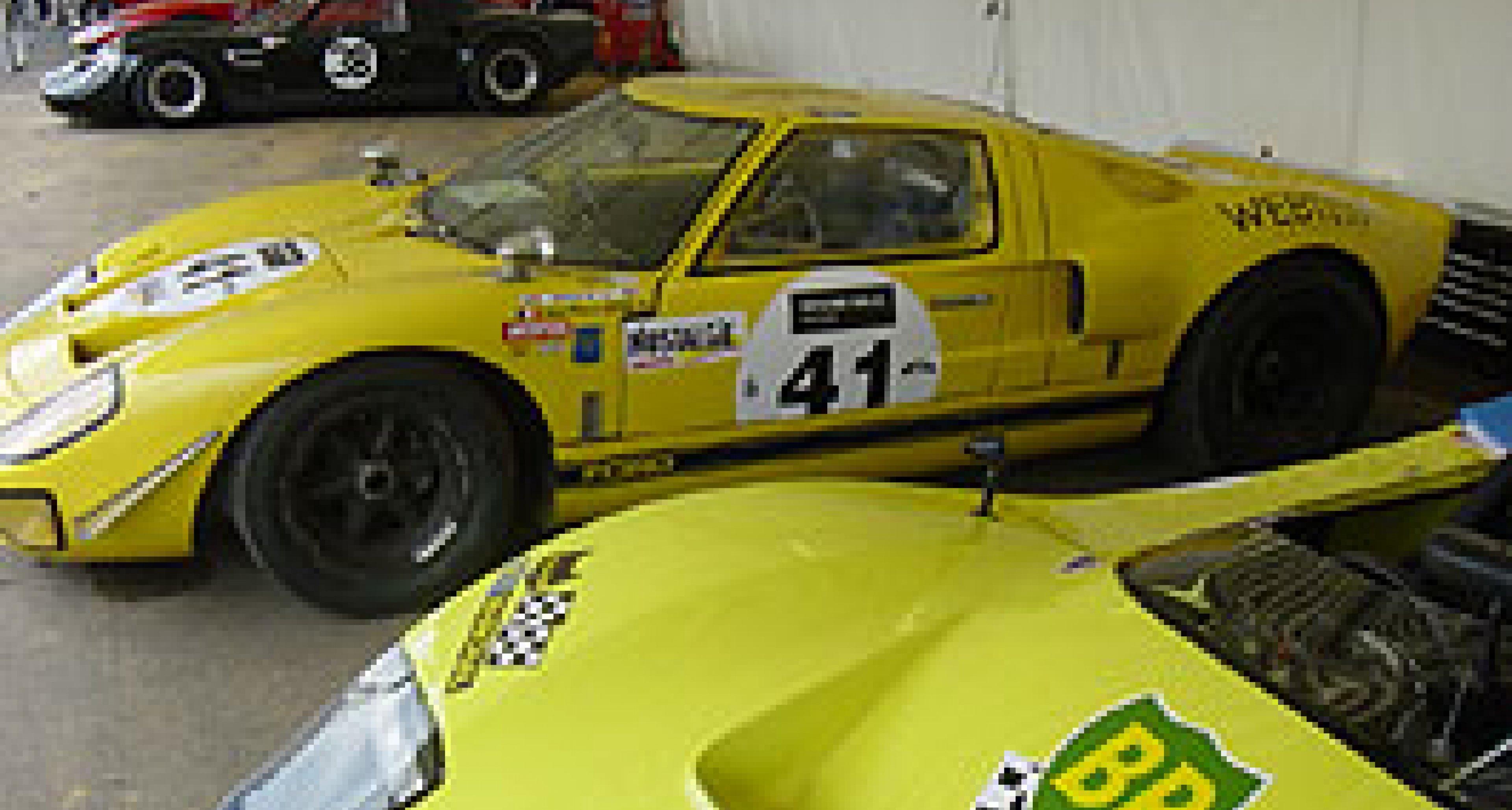 Le Mans Classic 2004 – erste Impressionen