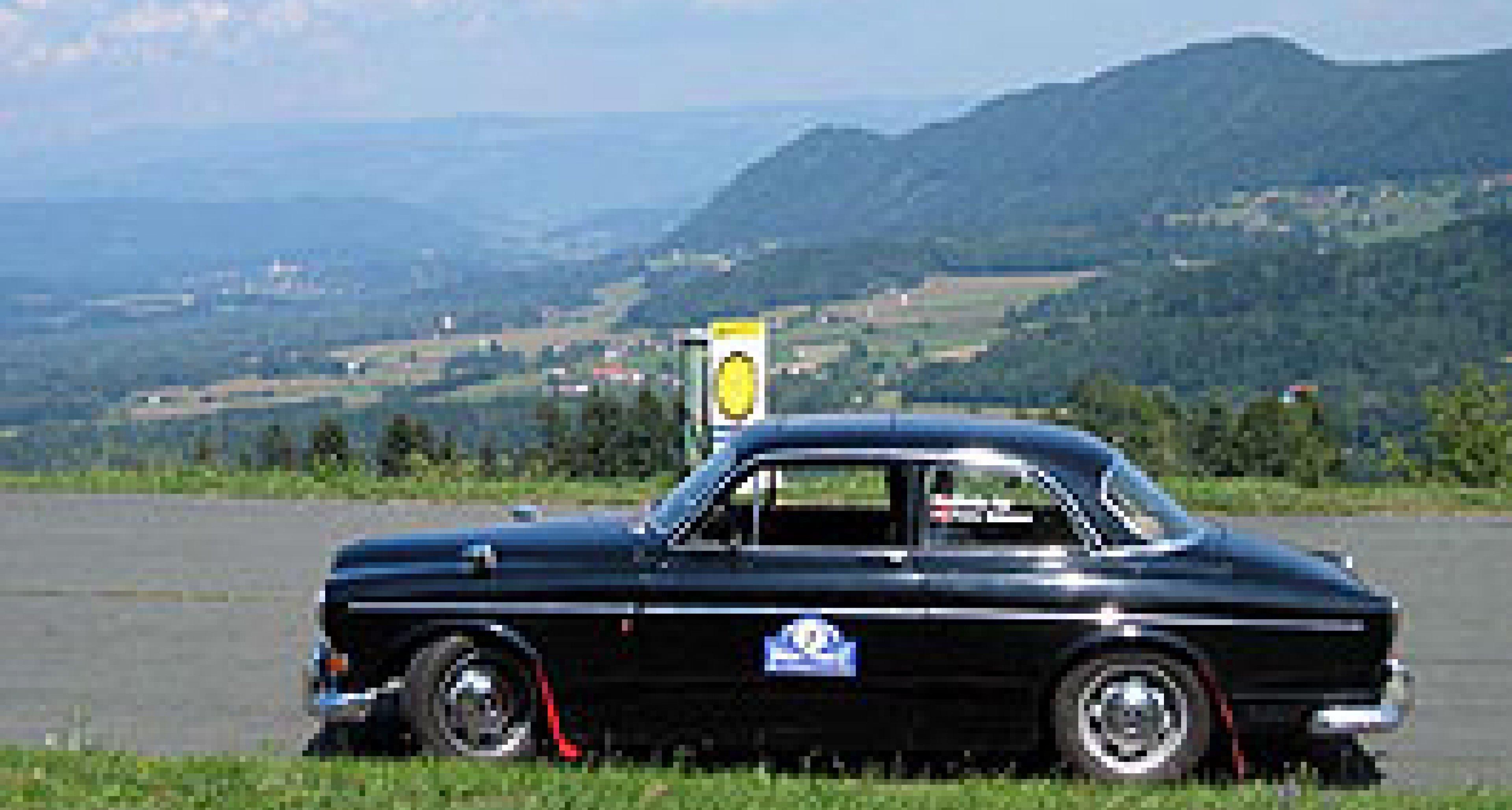 Volles Starterfeld für die 2. Superfund Oldtimerrallye Wien-Triest