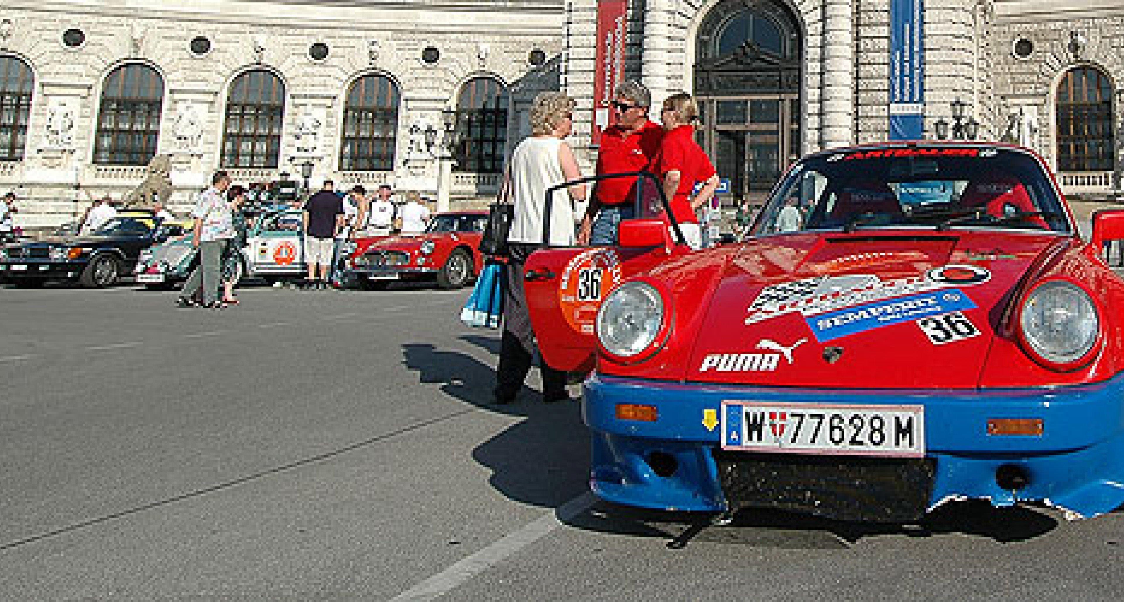 Rückblick - Semperit-Rallye 2004