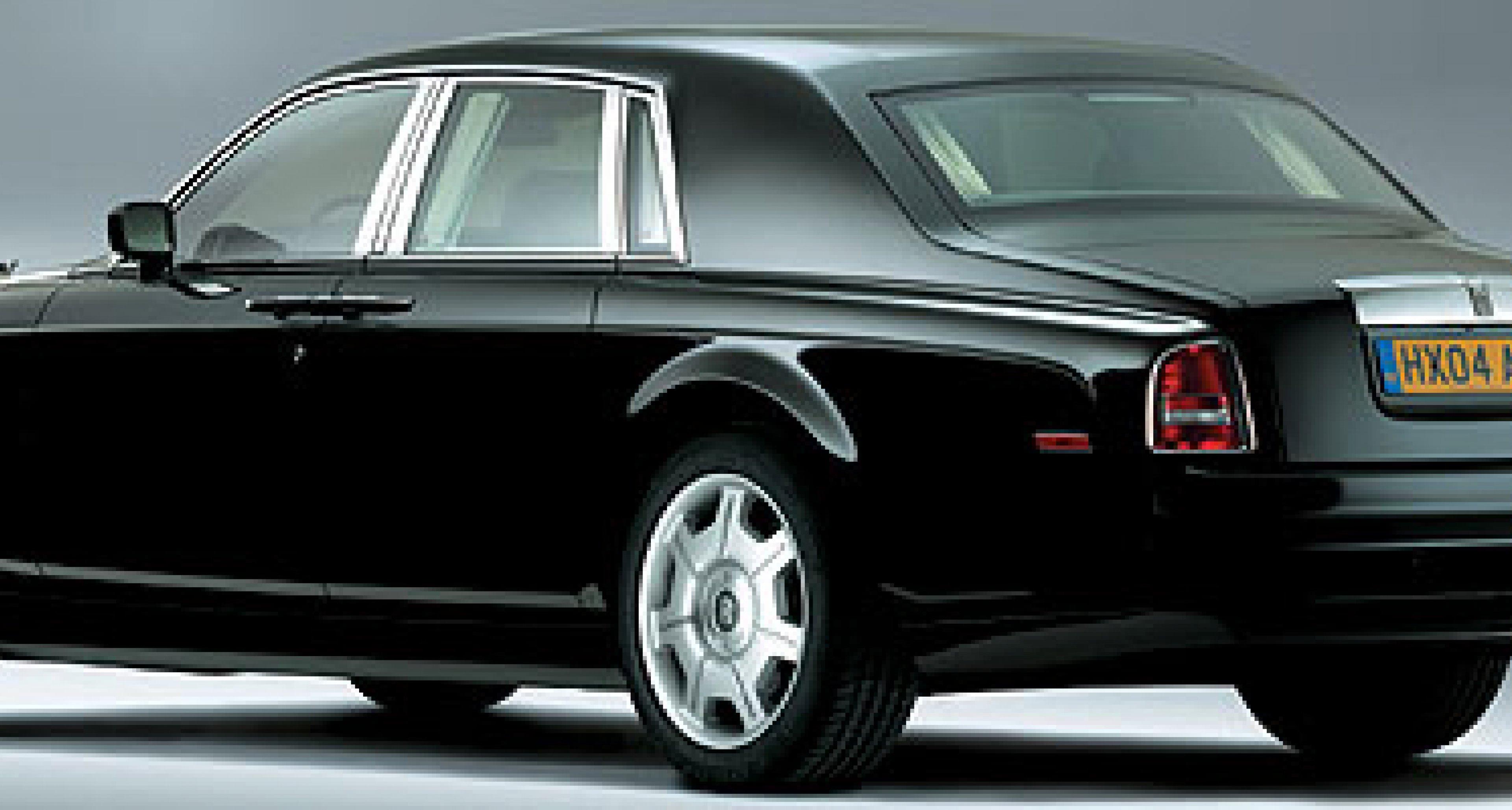 Rolls-Royce Phantom: Neue Extras