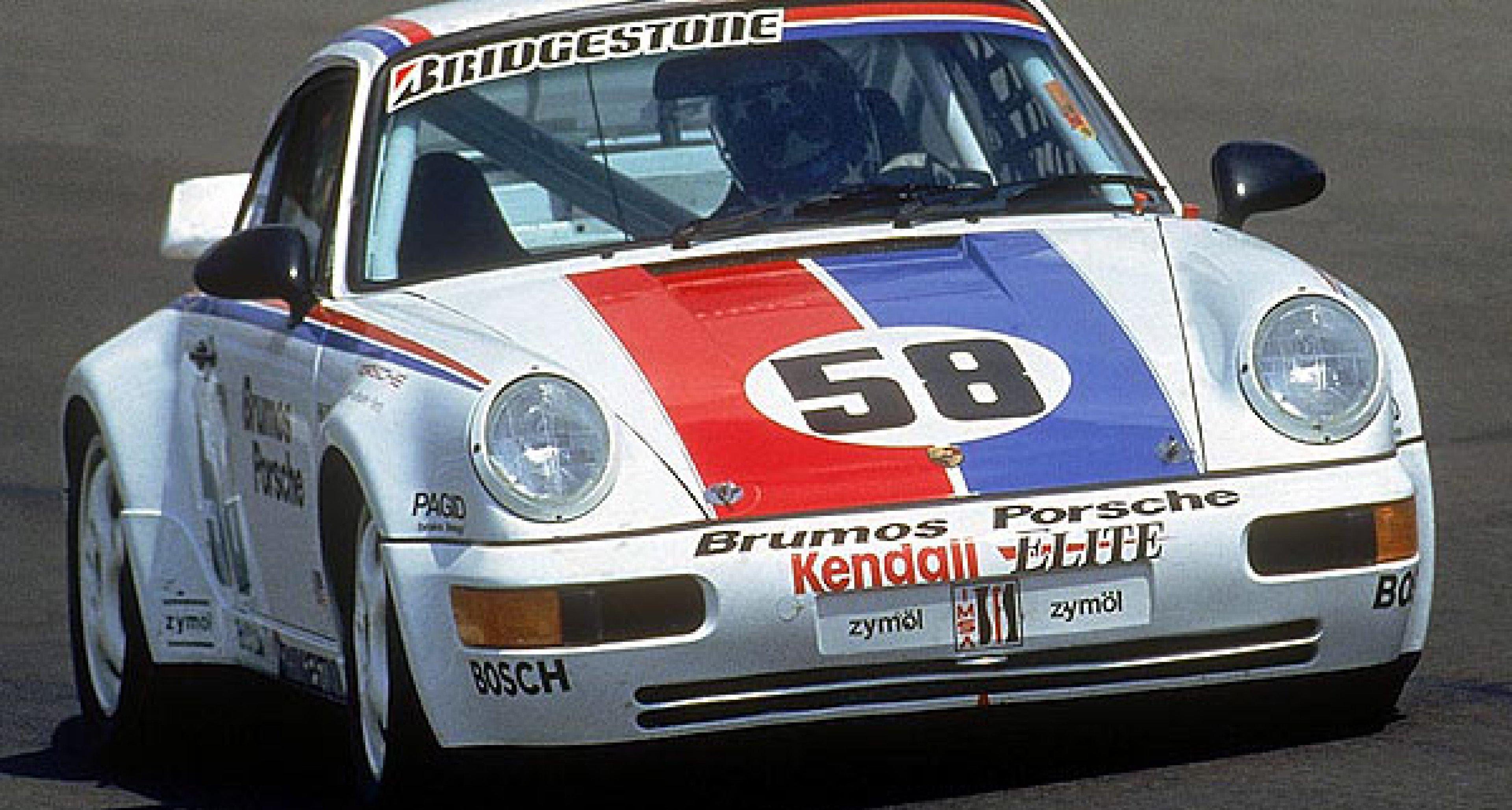 Thirty Years Of The Porsche 911 Turbo Classic Driver Magazine
