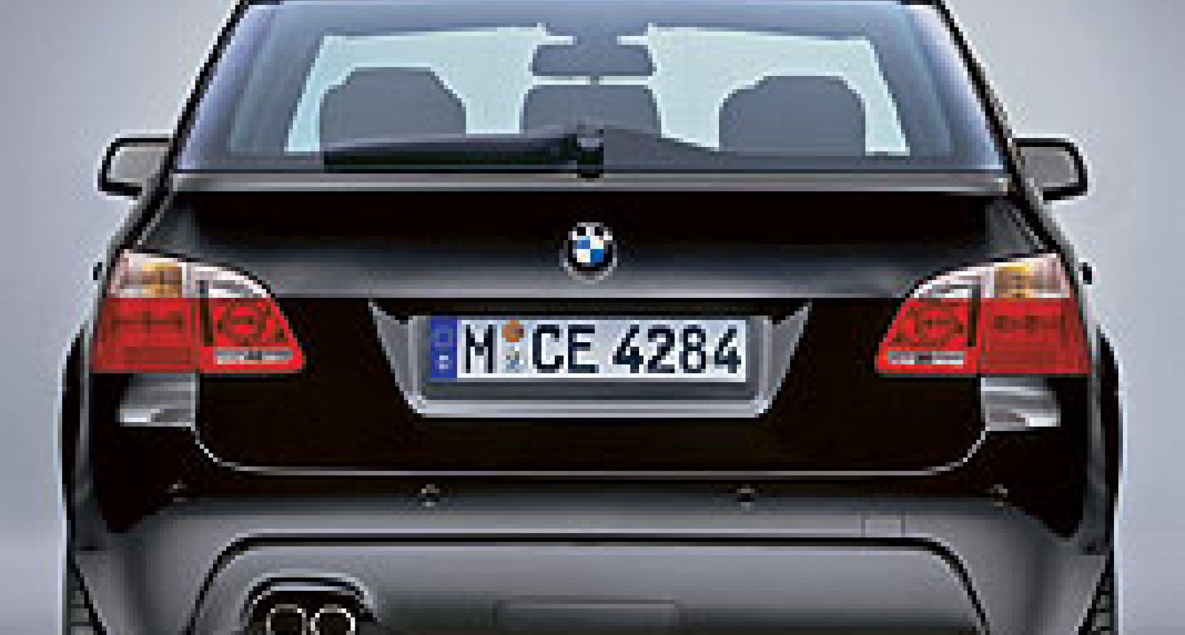 BMW 5er Limousine und Touring: M Sportpakete