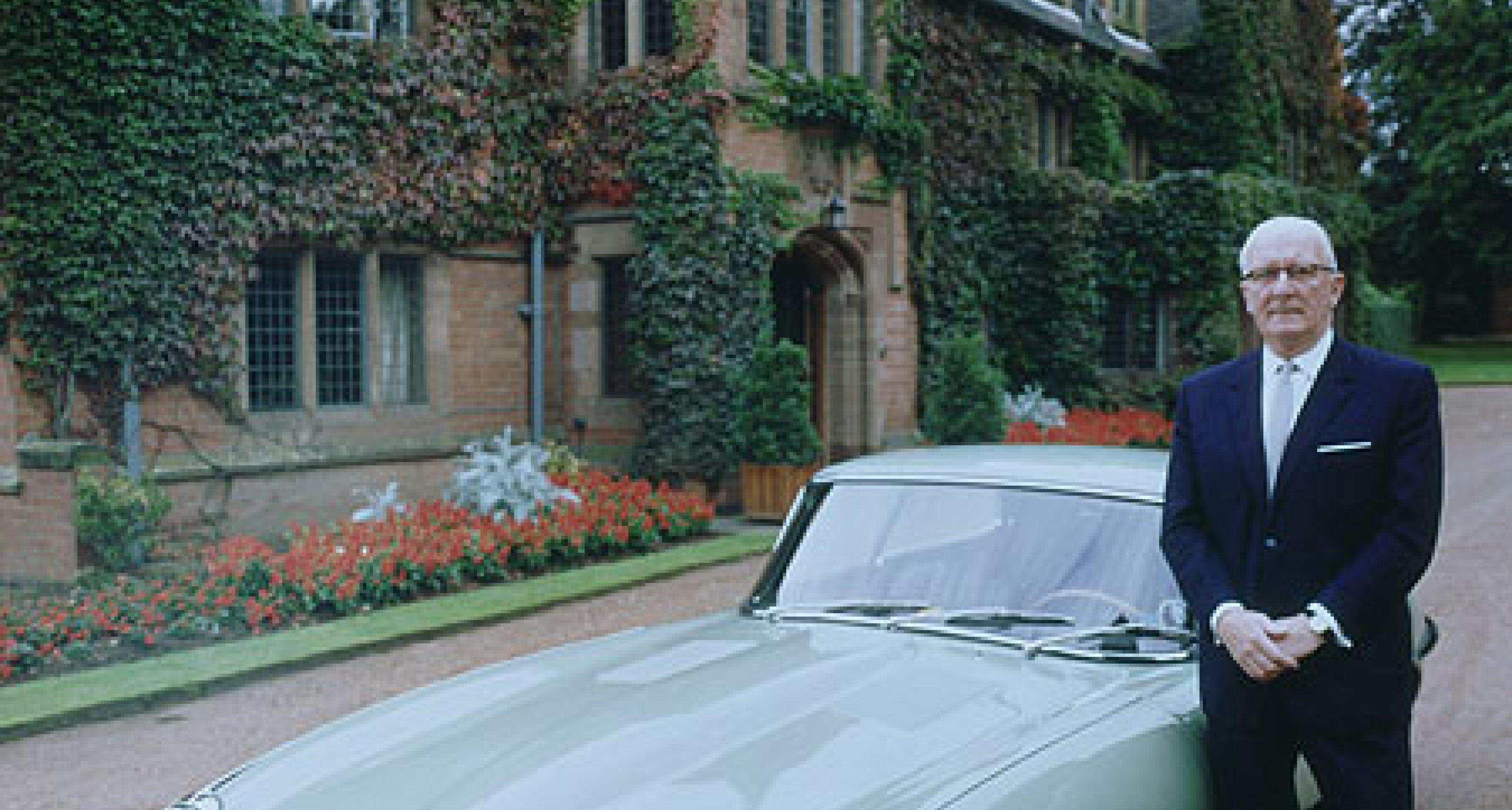 Jaguar E-Type-Ausstellung im Londoner Design Museum