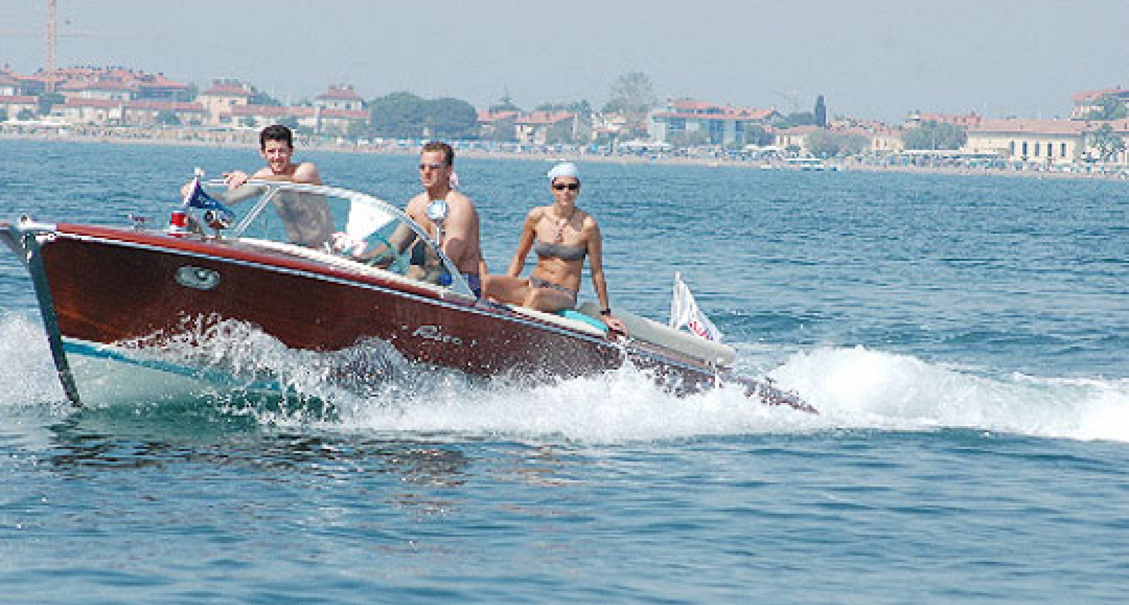 Riva Boats: Ocean´s Twelve Fanclub