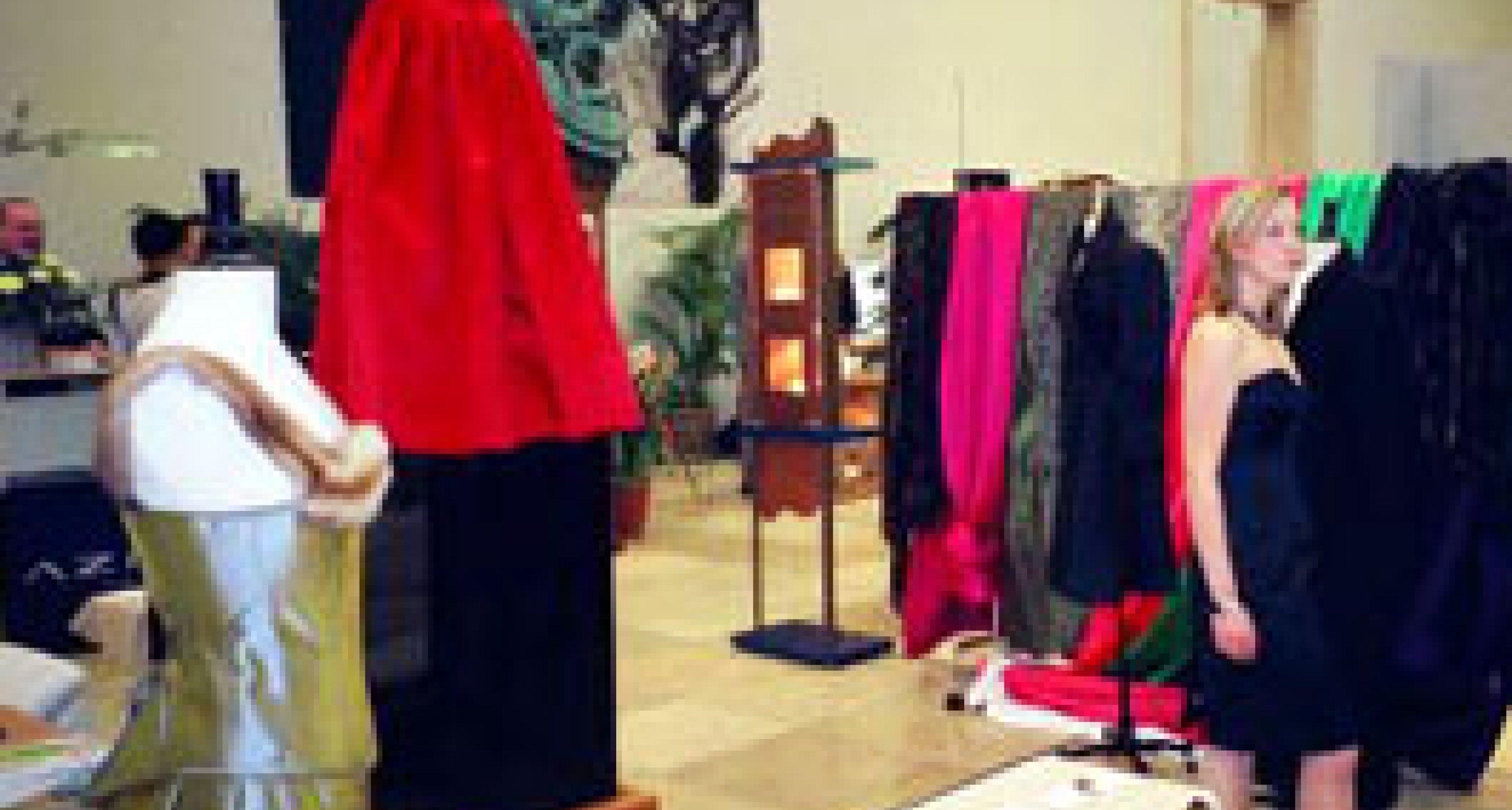 Just Fine die Luxusmesse 2004: Luxus so weit das Auge reicht