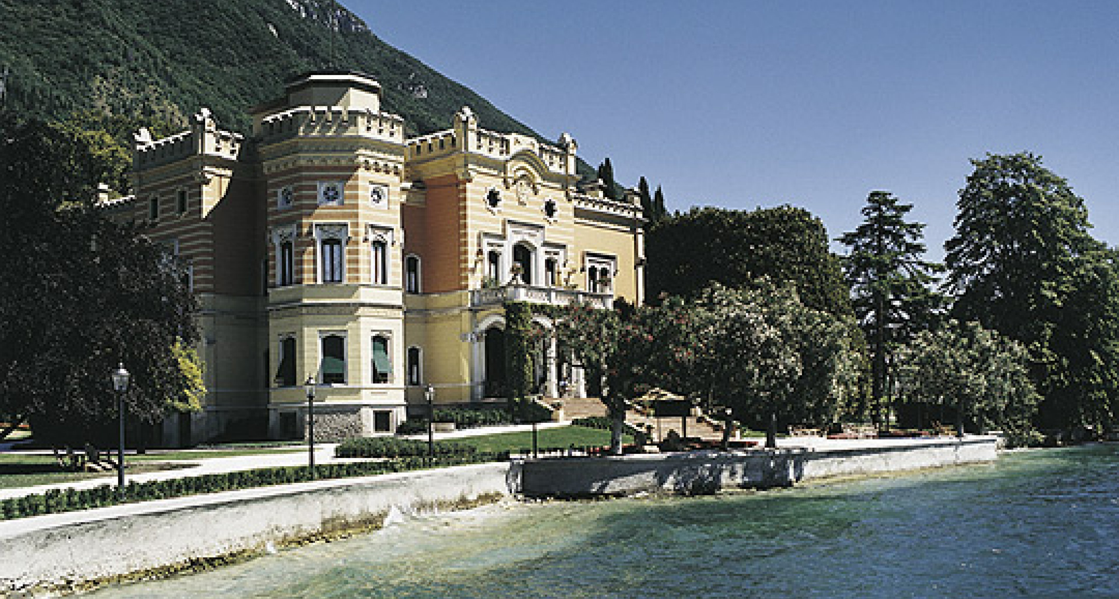Hotel Villa Feltrinelli: Einladung zum Müßiggang