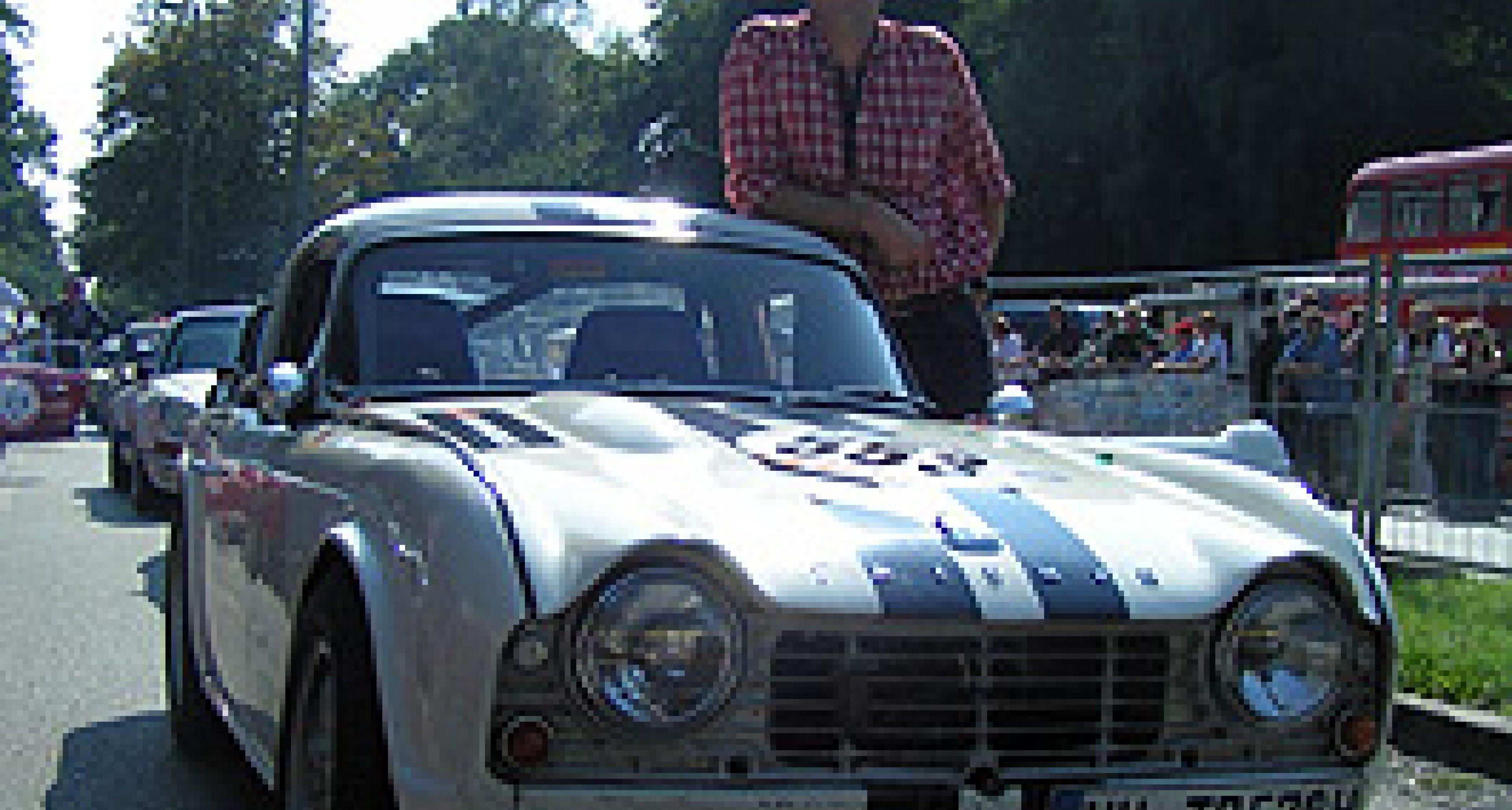 Das Hamburger Stadtpark–Rennen 2004