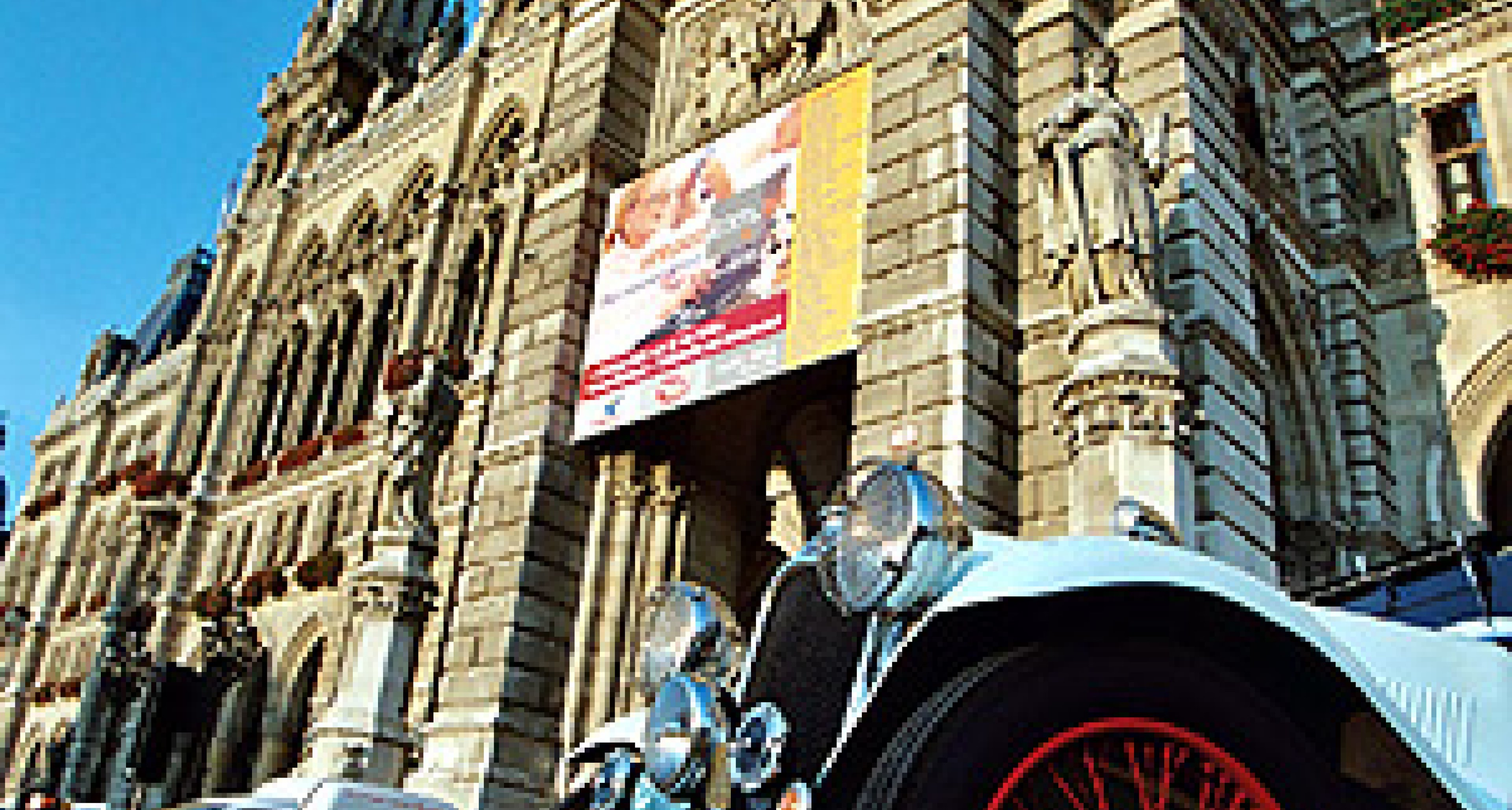 Wien wird zur Oldtimerstadt
