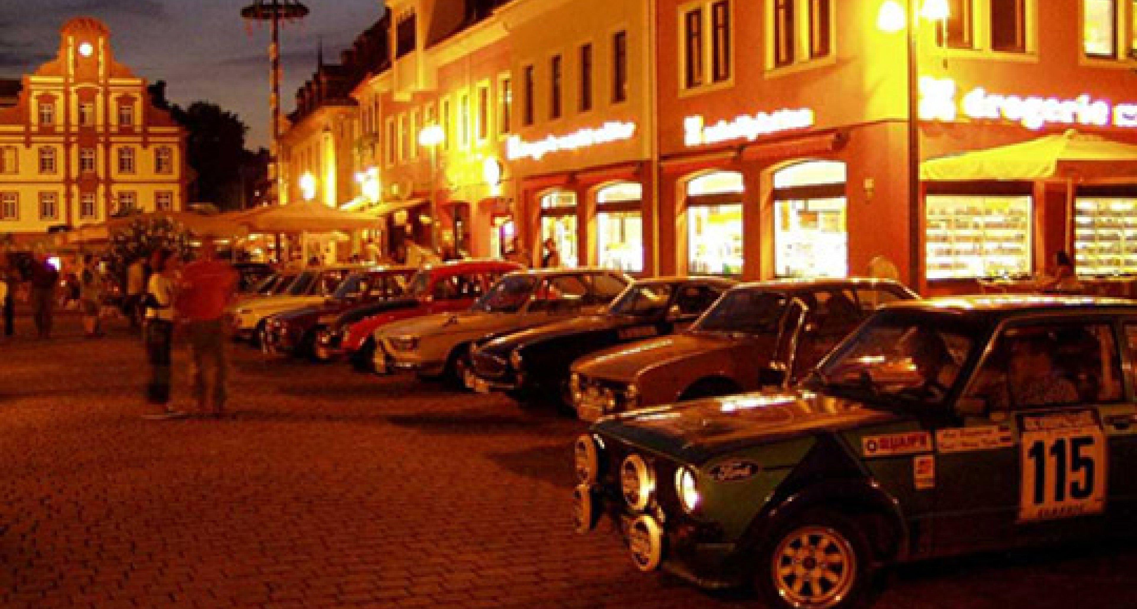3. ADAC Vorderpfalz Classic – Klassiker zu Gast in der Kaiserstadt