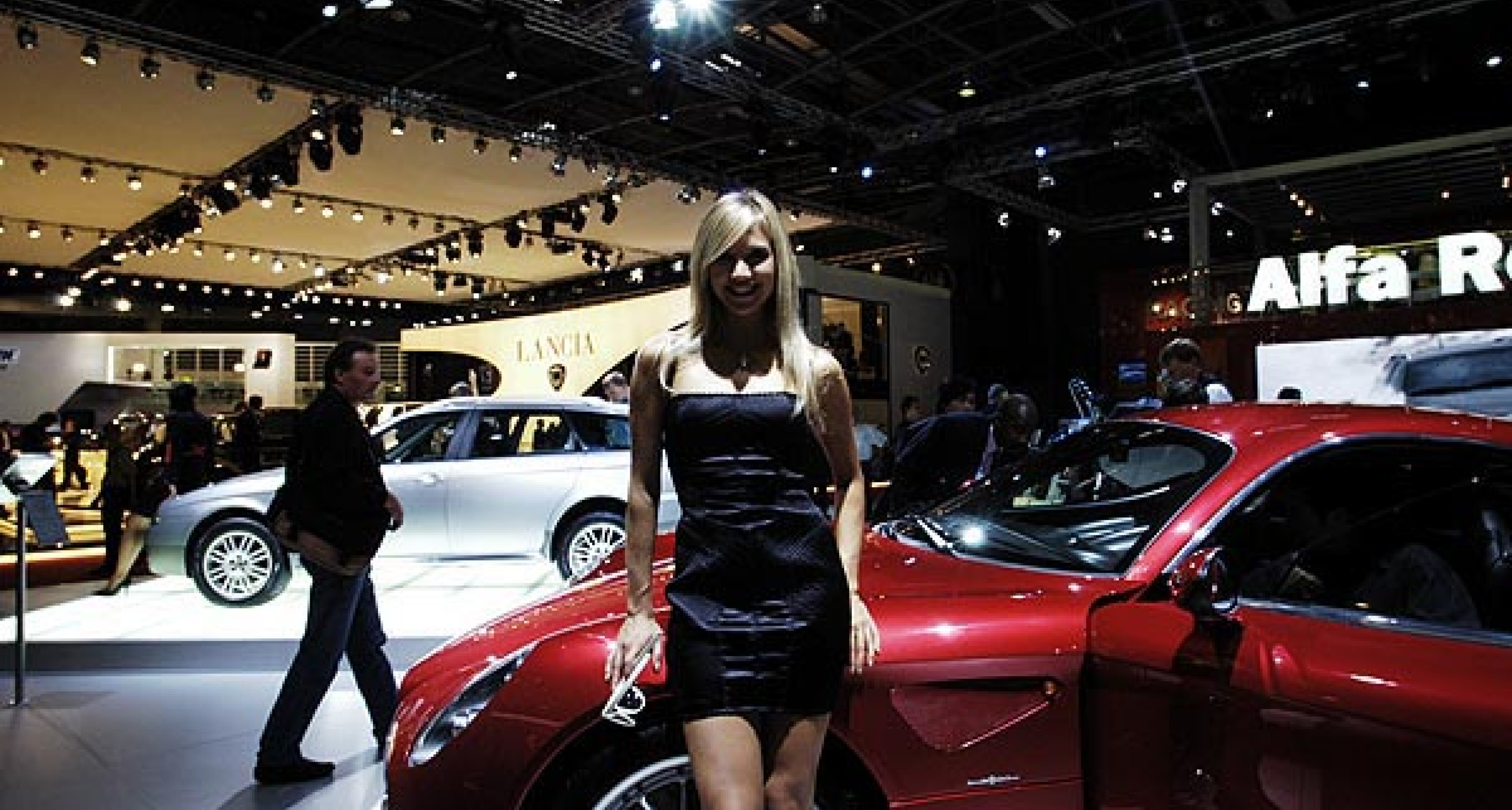 Mondial de l´Automobile Paris 2004