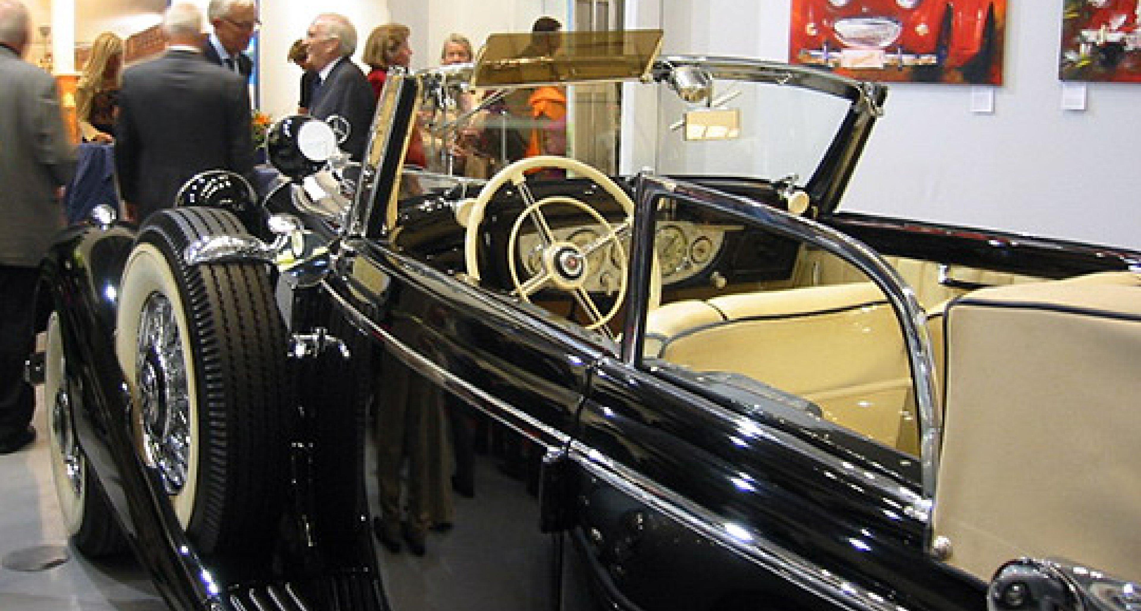 Rückblick Just Fine die Luxusmesse 2003: Fein, Feiner, Just Fine