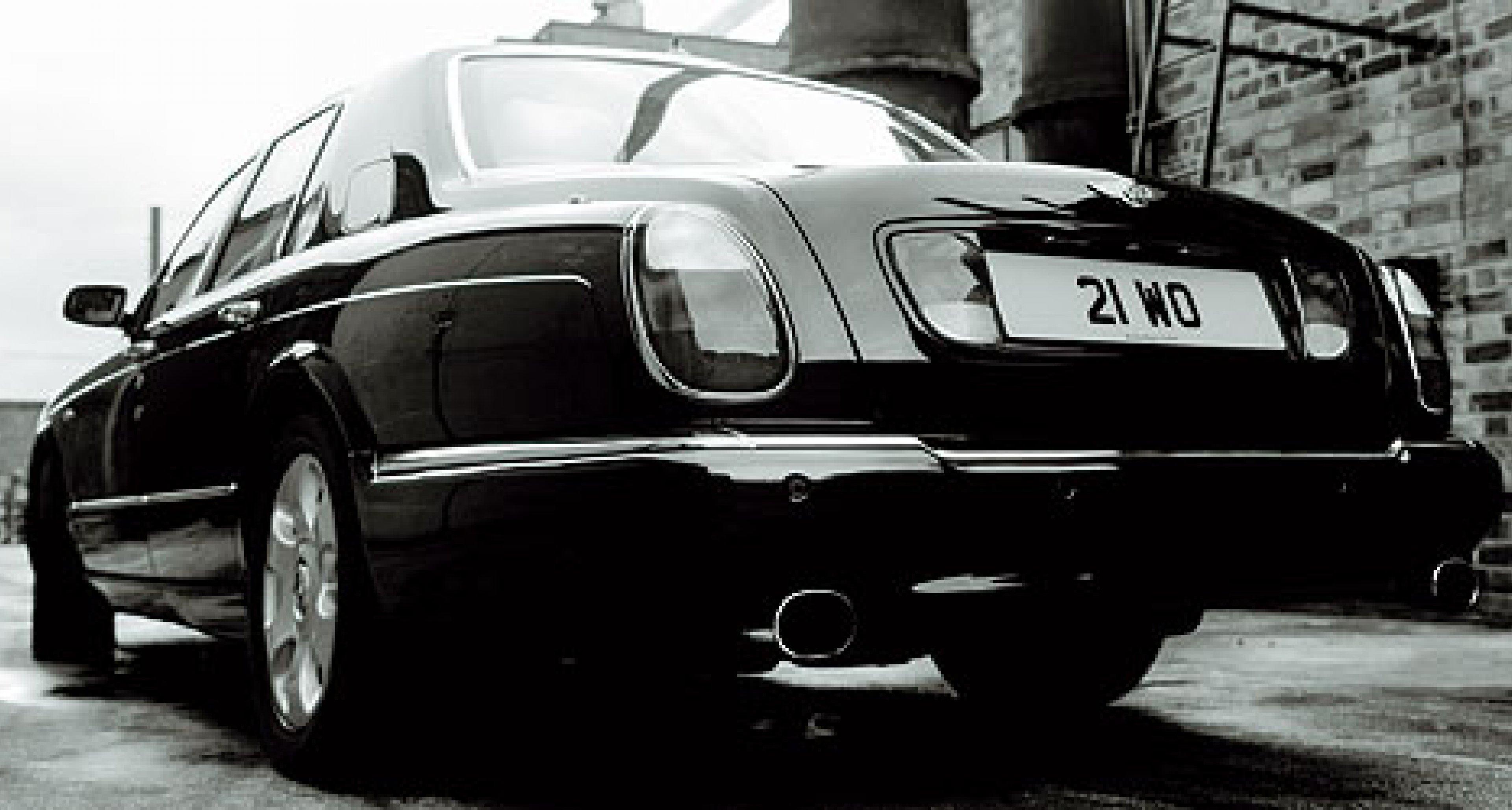 Breitling 6.75 & GT: Breitling for Bentley
