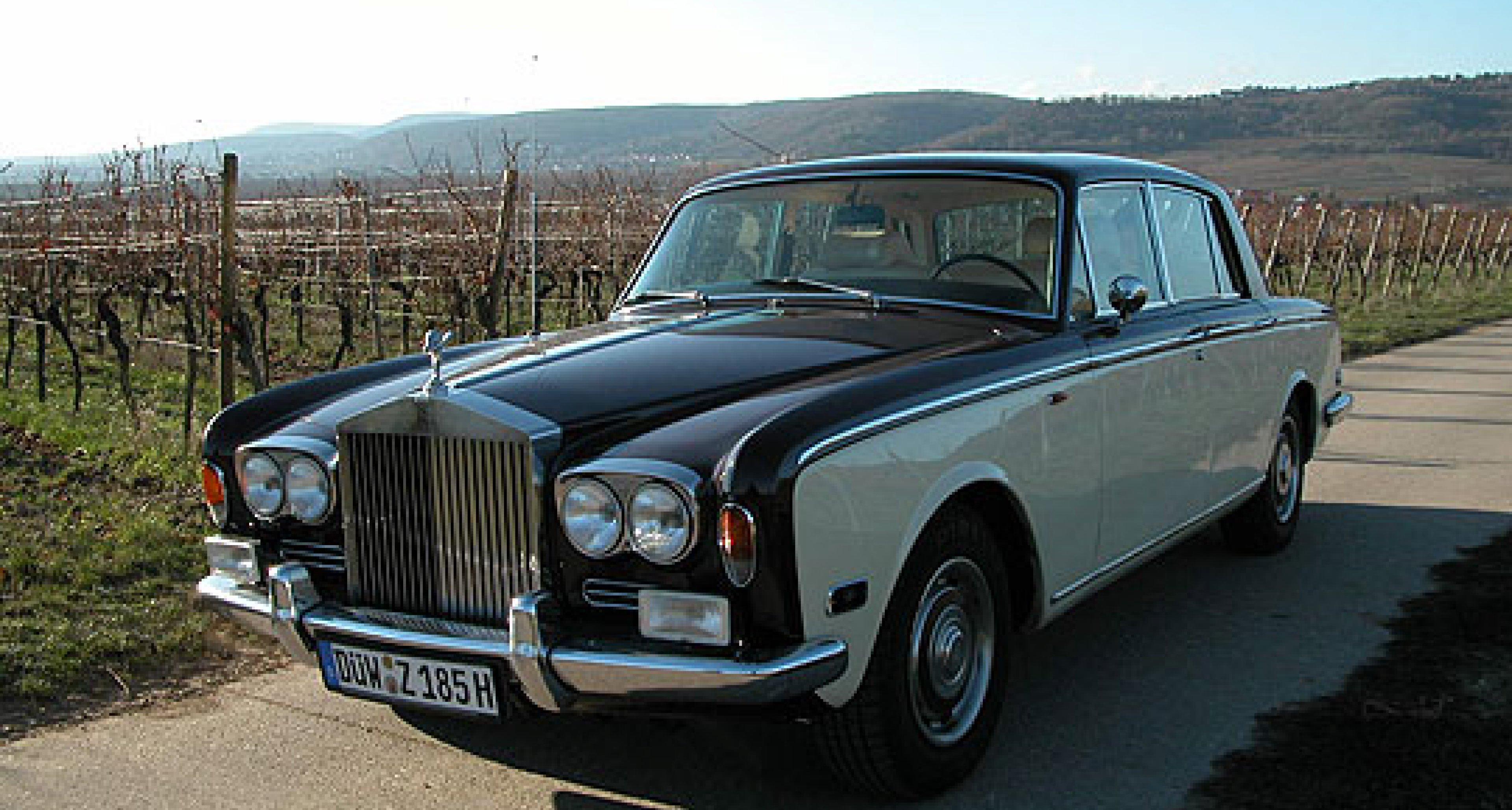 Wir zeigen's Ihnen: Rolls-Royce Silver Shadow I