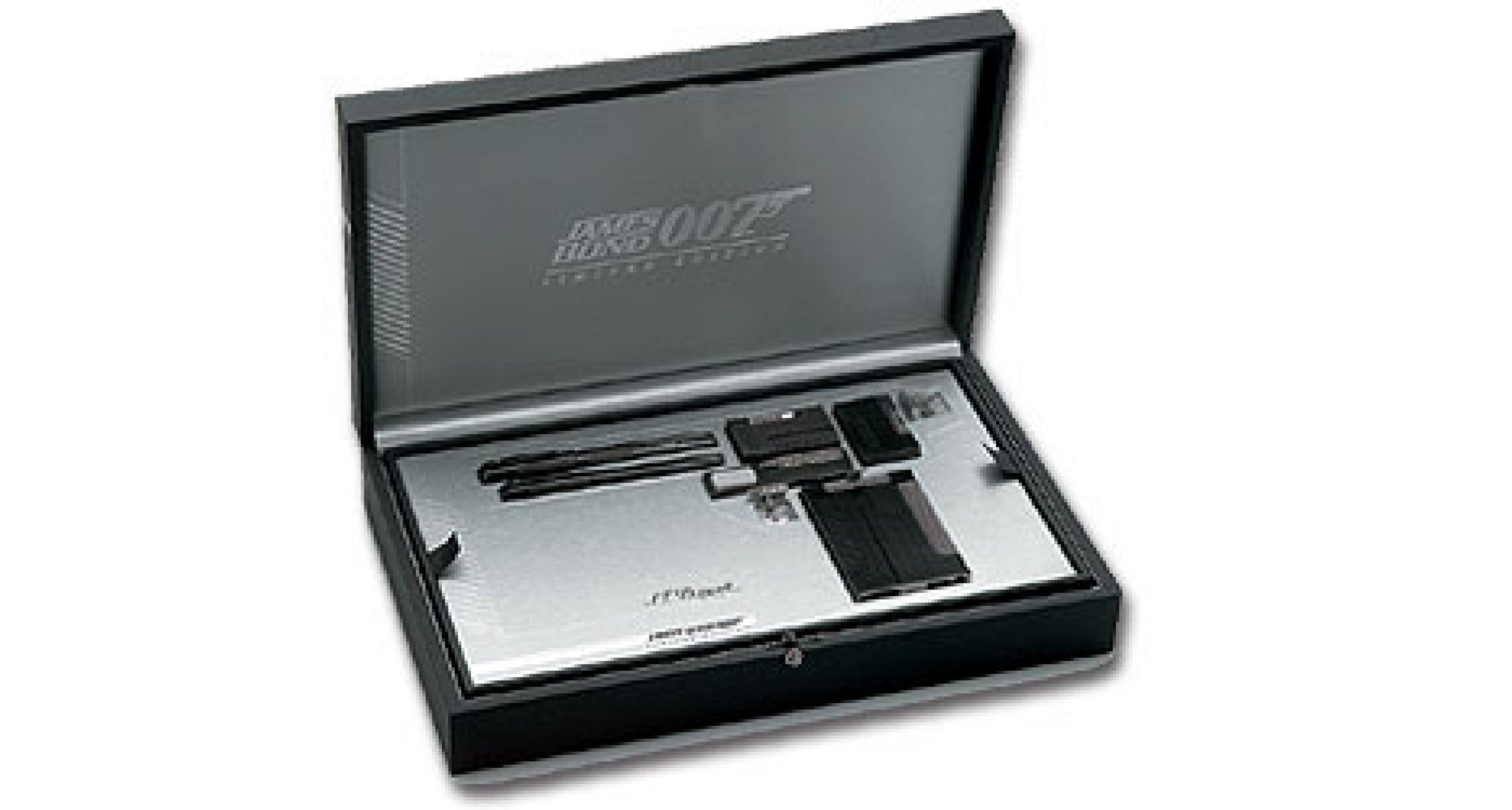 S.T. Dupont: 007–Collectors–Box