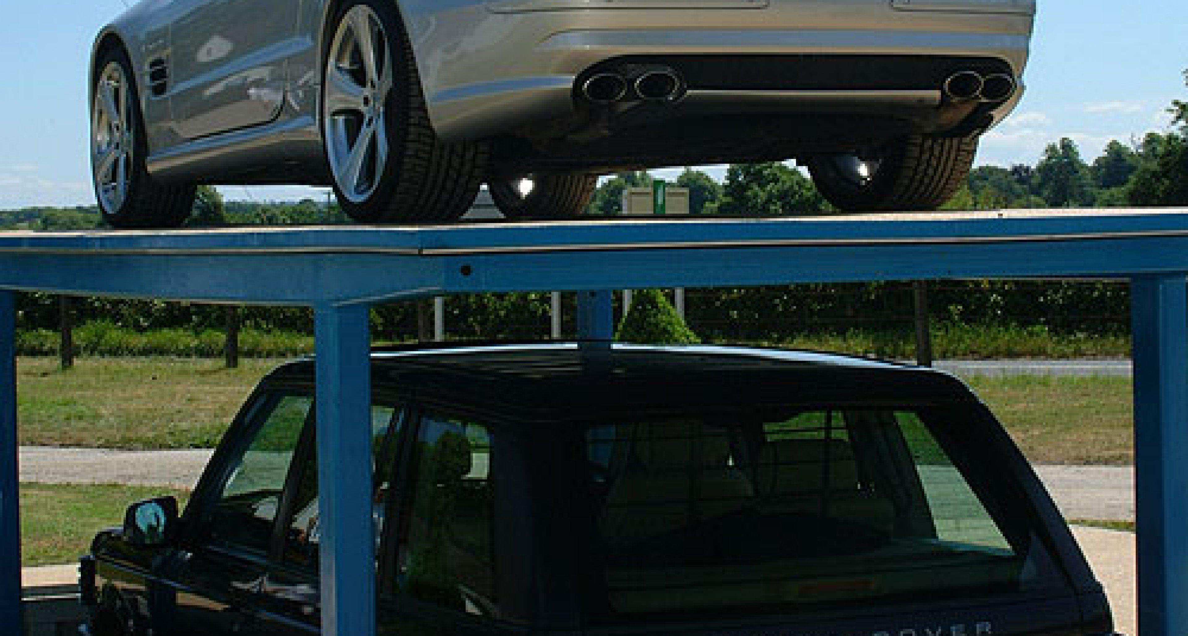 Cardok: Cleveres Parken auf kleinstem Raum