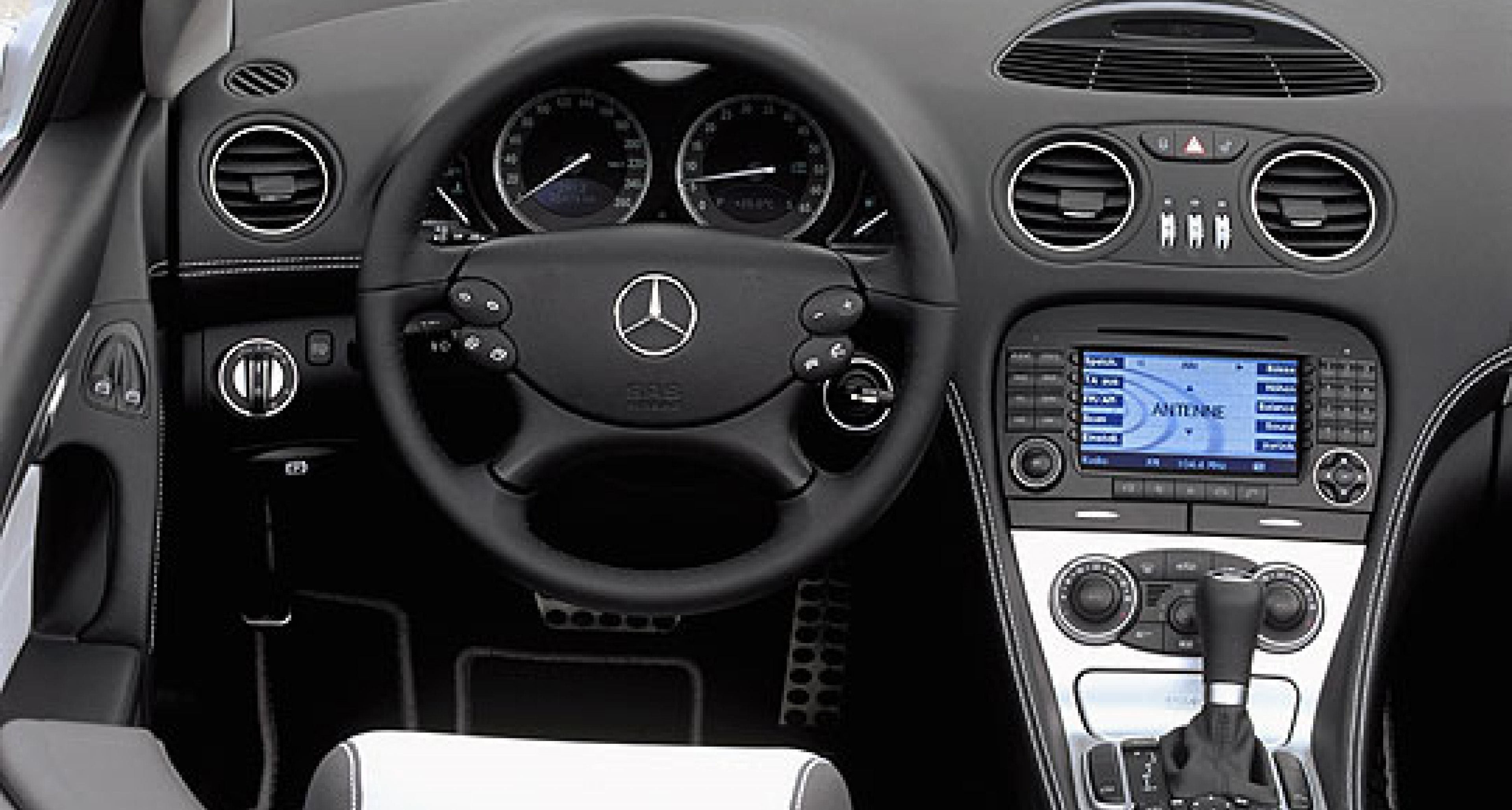 50th anniversary edition of the Mercedes-Benz SL