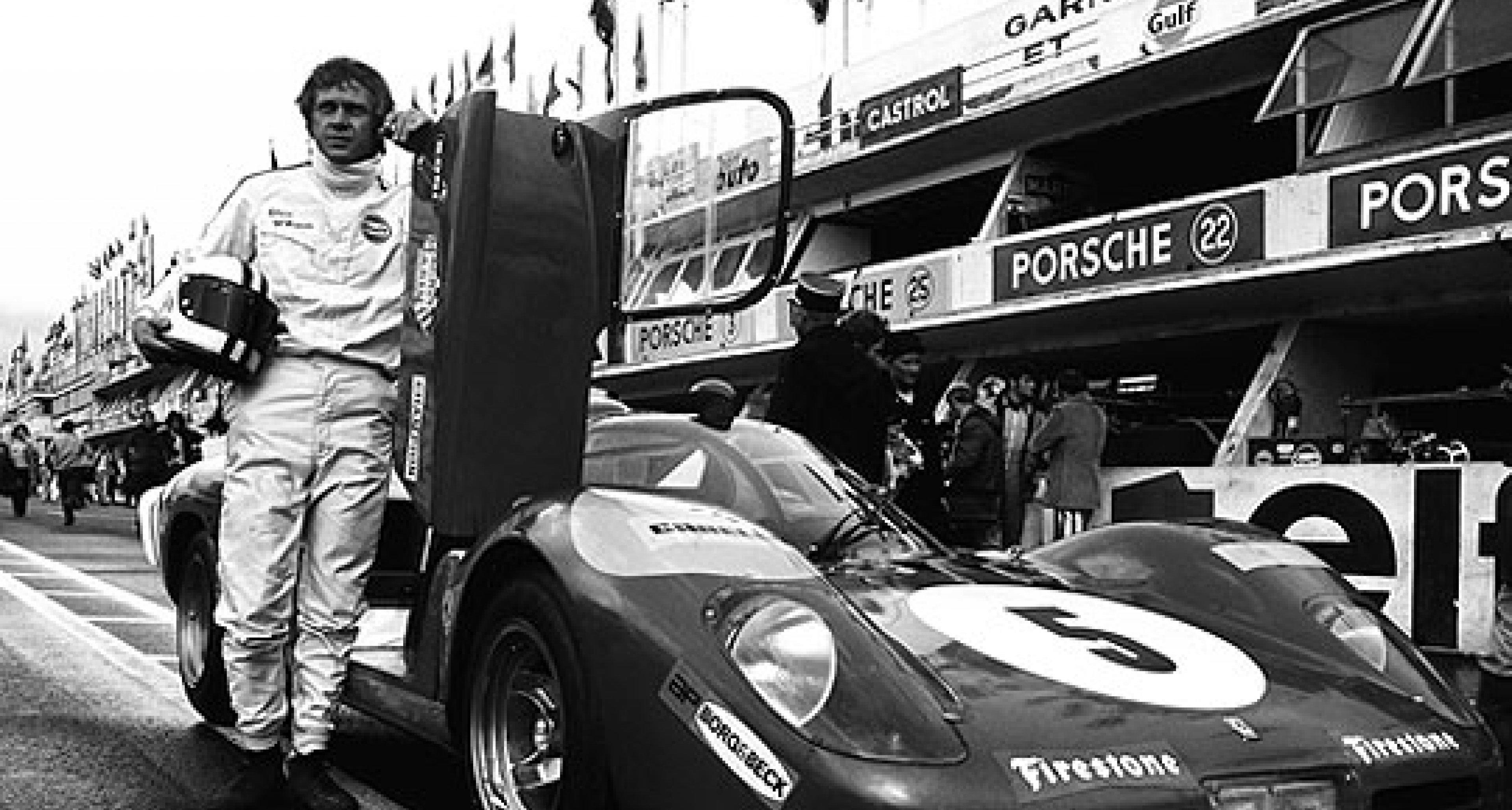 """Die McQueen Le Mans-Jacke: Being Mr """"Ubercool"""""""