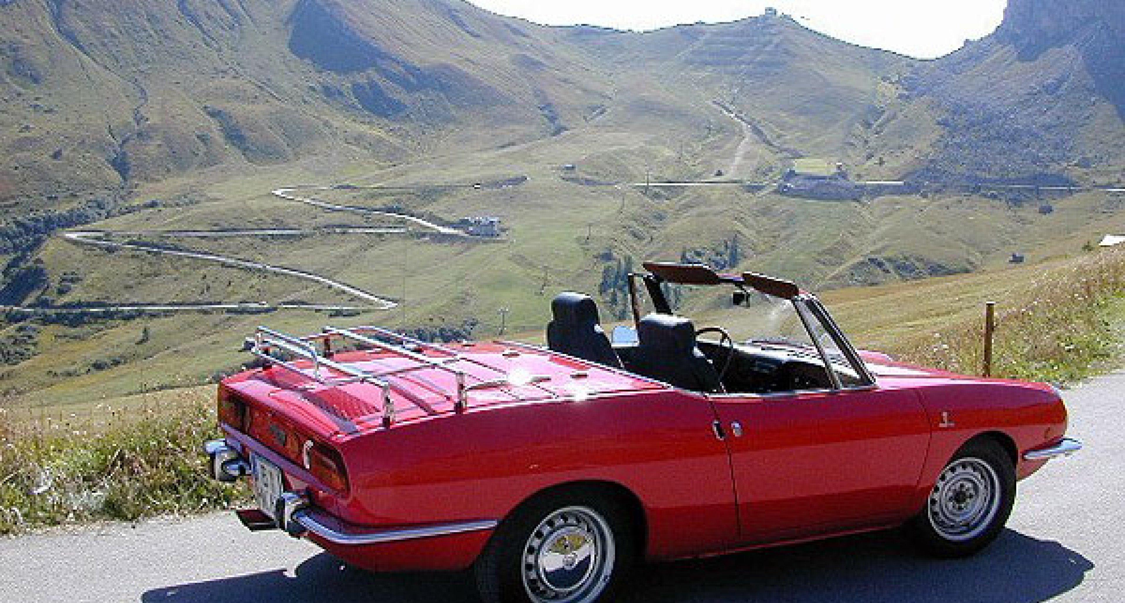 Wir zeigen's Ihnen: Fiat 850 Spider