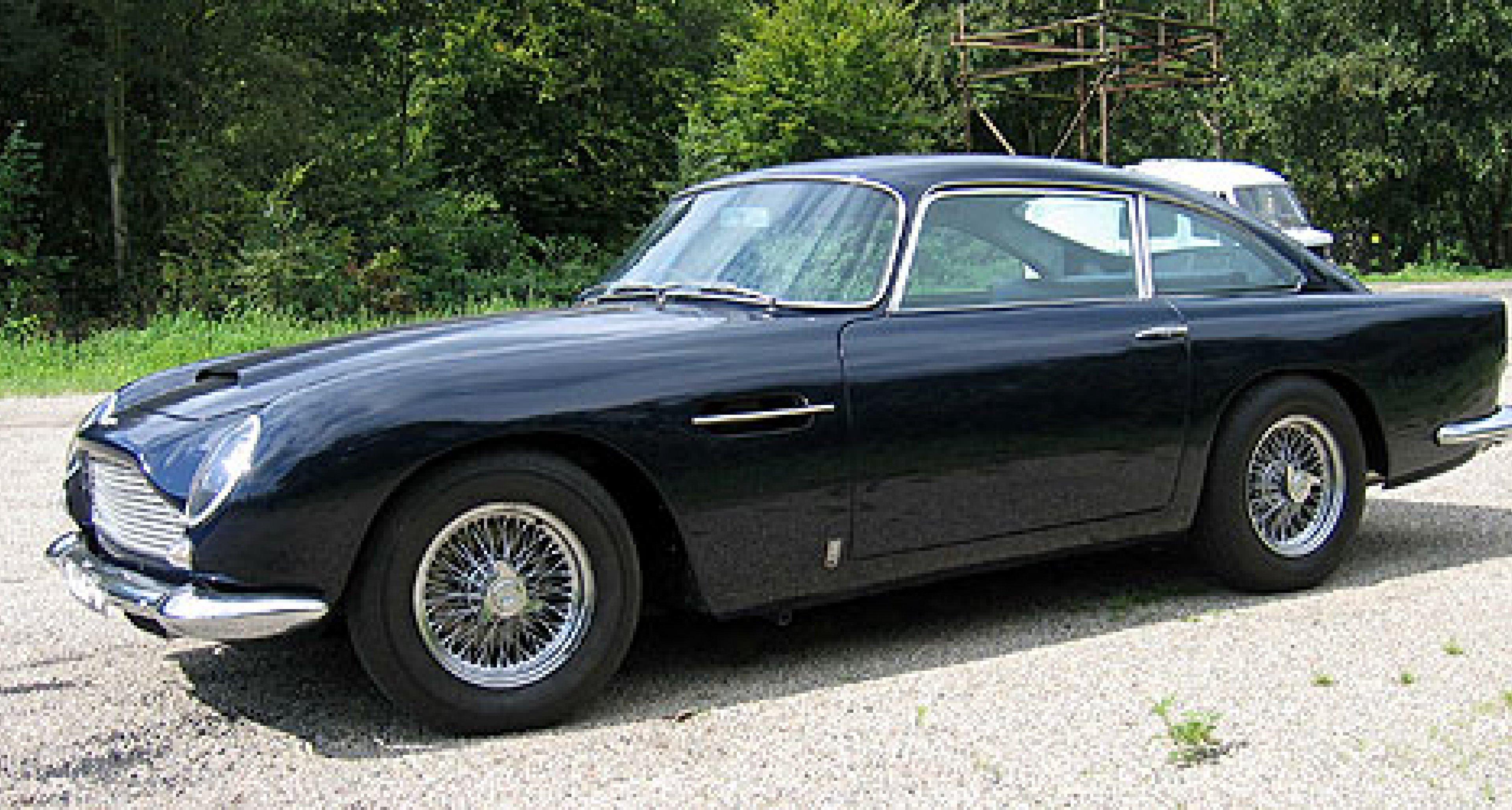 Wir zeigen's Ihnen: Aston Martin DB5