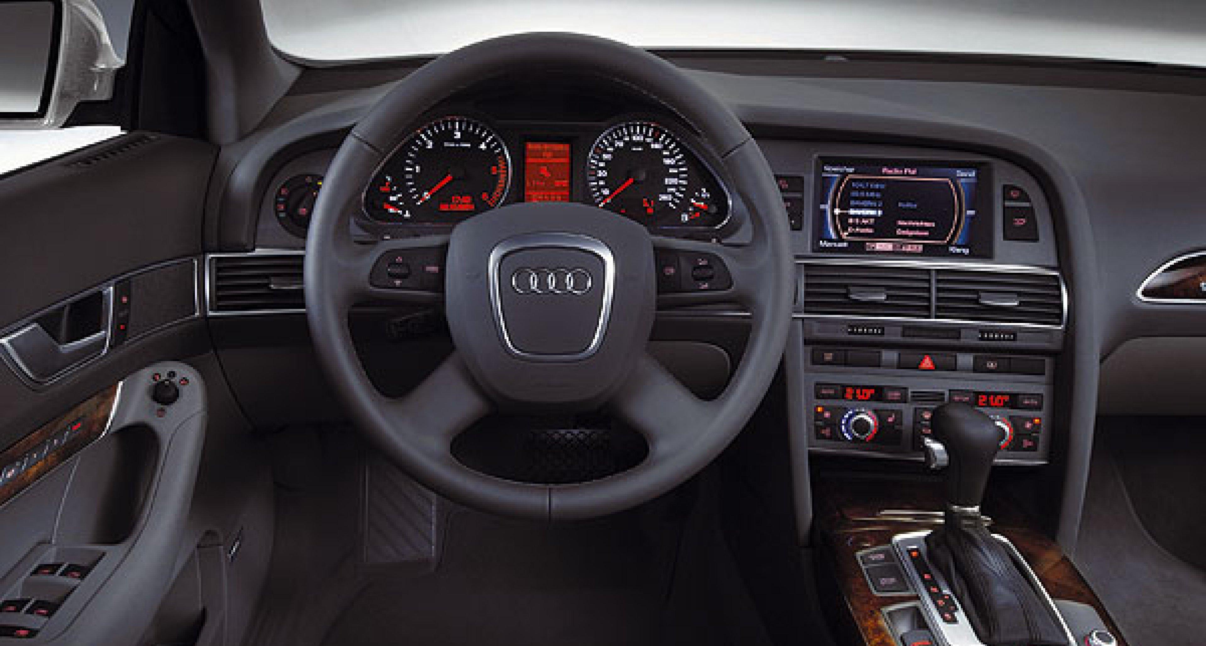 Audi A6 Avant kommt im März