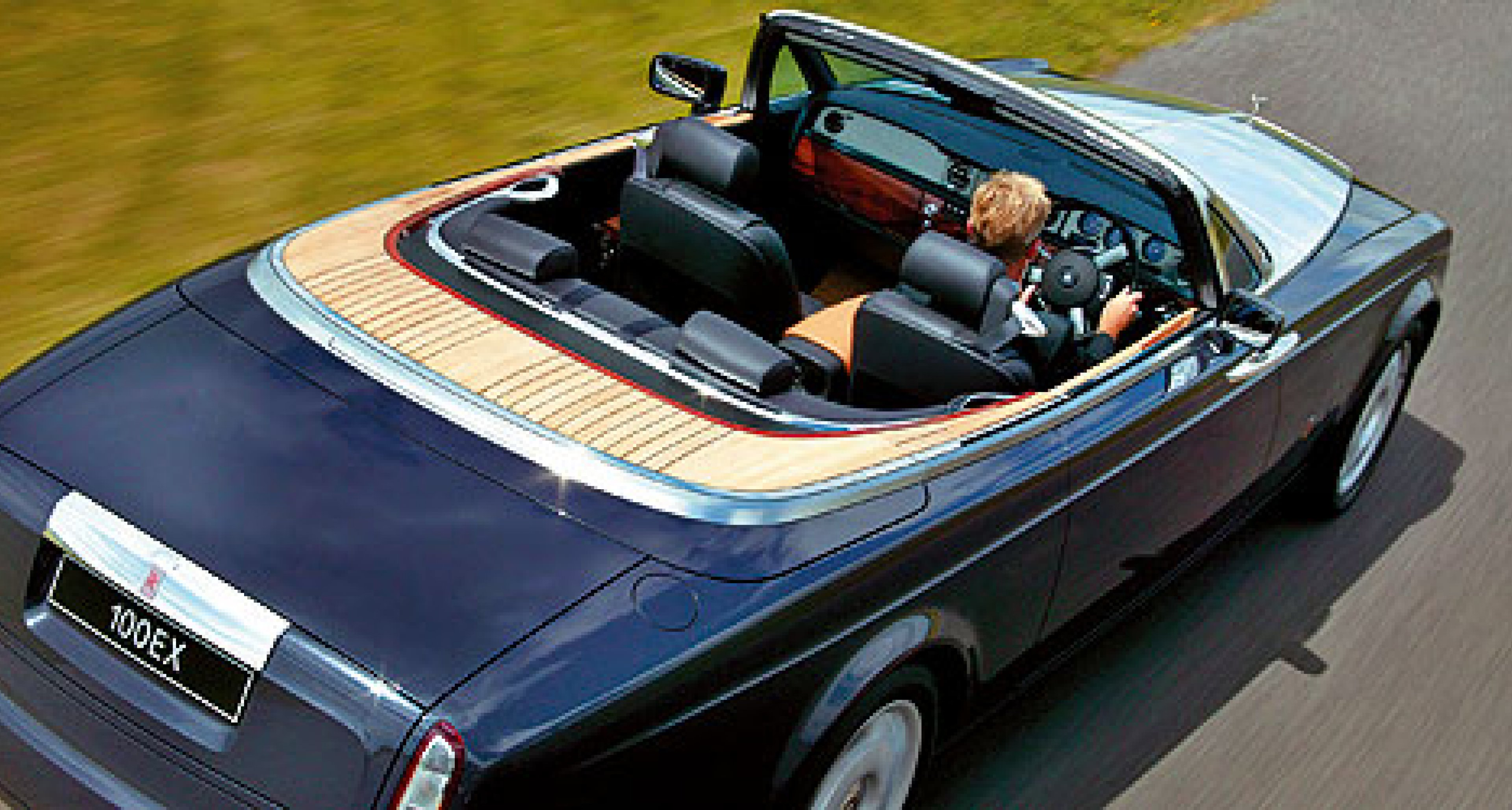 Rolls-Royce: Cabrio wird gebaut!