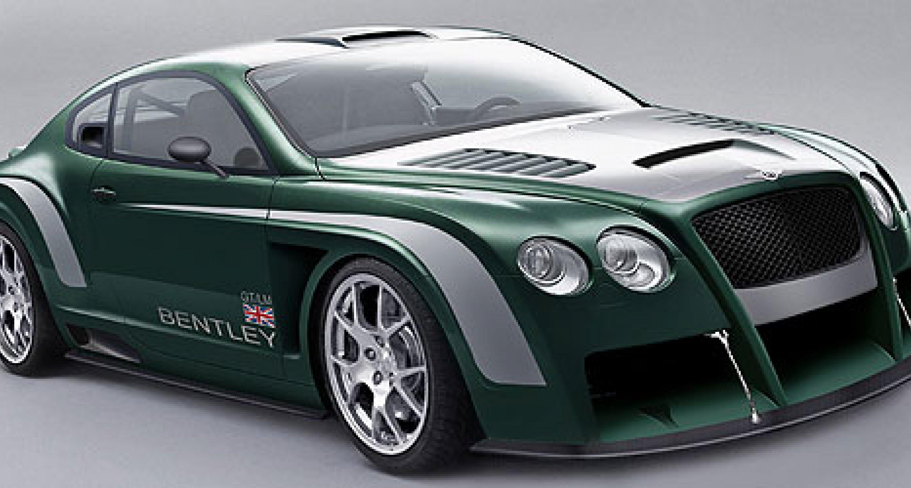 Bentley GT by Genaddi: Auf Le Mans-Kurs