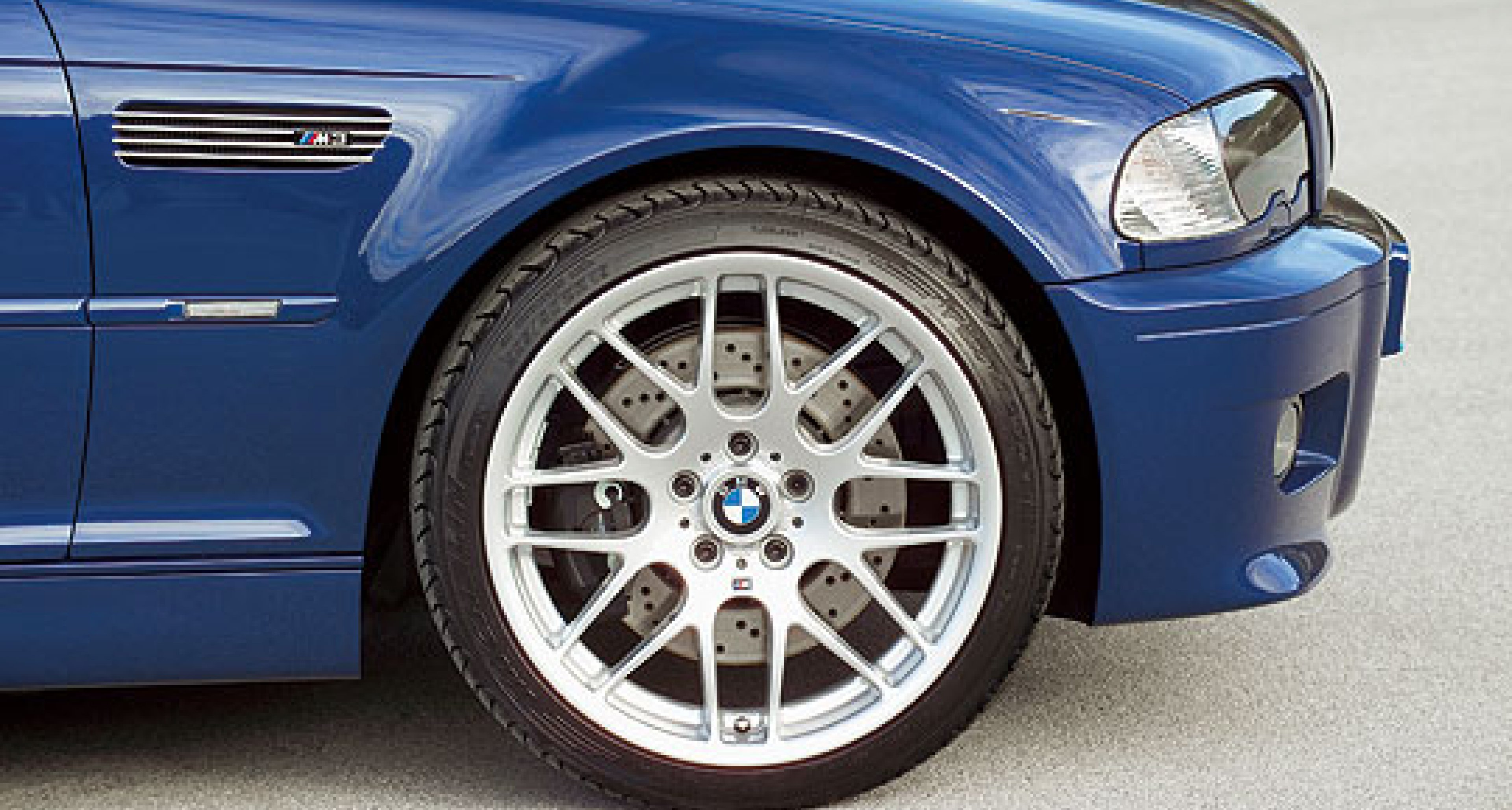 BMW 'Competition Package' for the M3