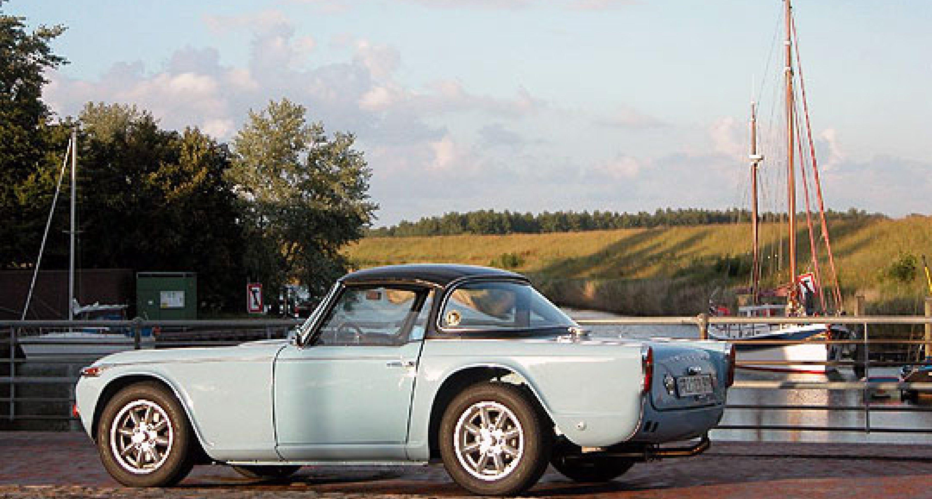 Wir zeigen's Ihnen: Triumph TR 250