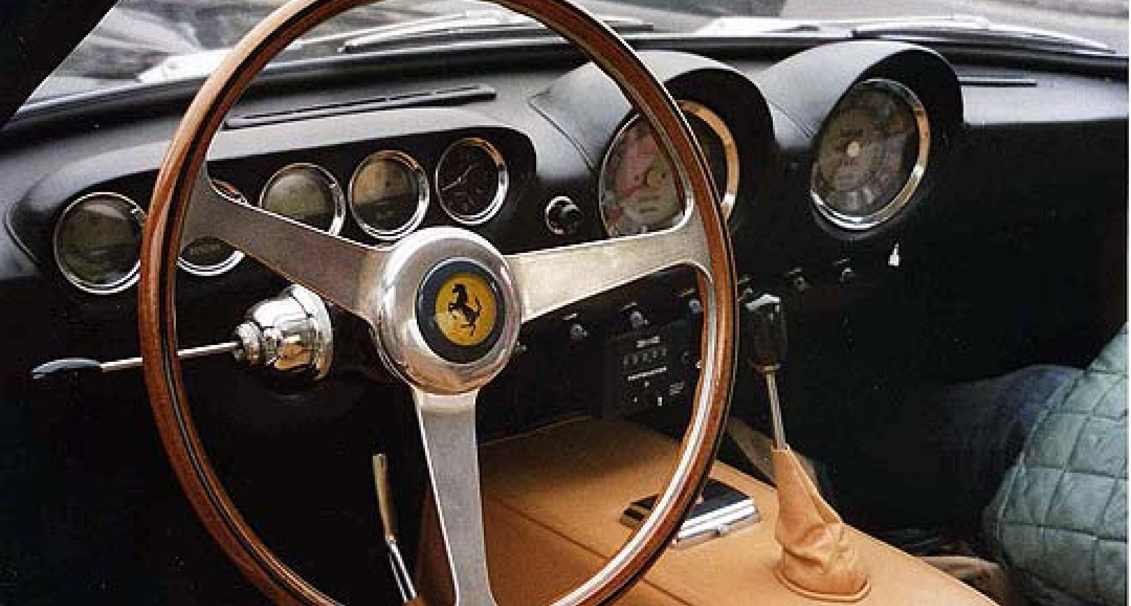 Ferrari Lusso, 275 GTS und Daytona (1)