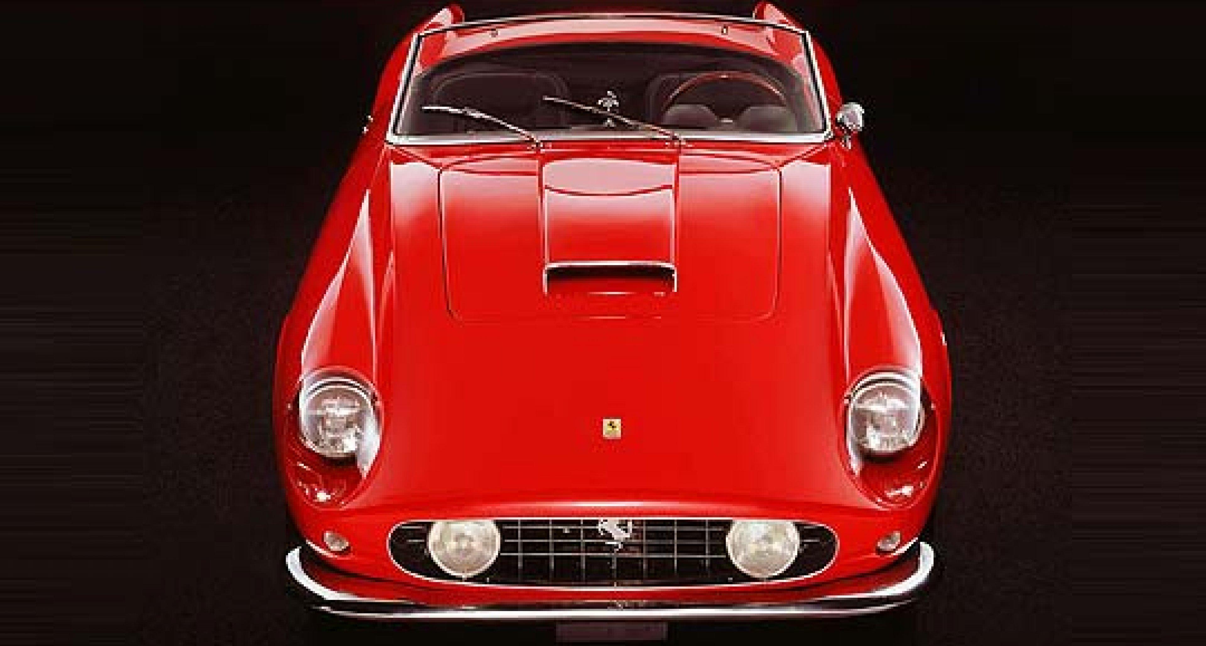 Bonhams Ferrari Auktion in Gstaad 2004 - Vorschau
