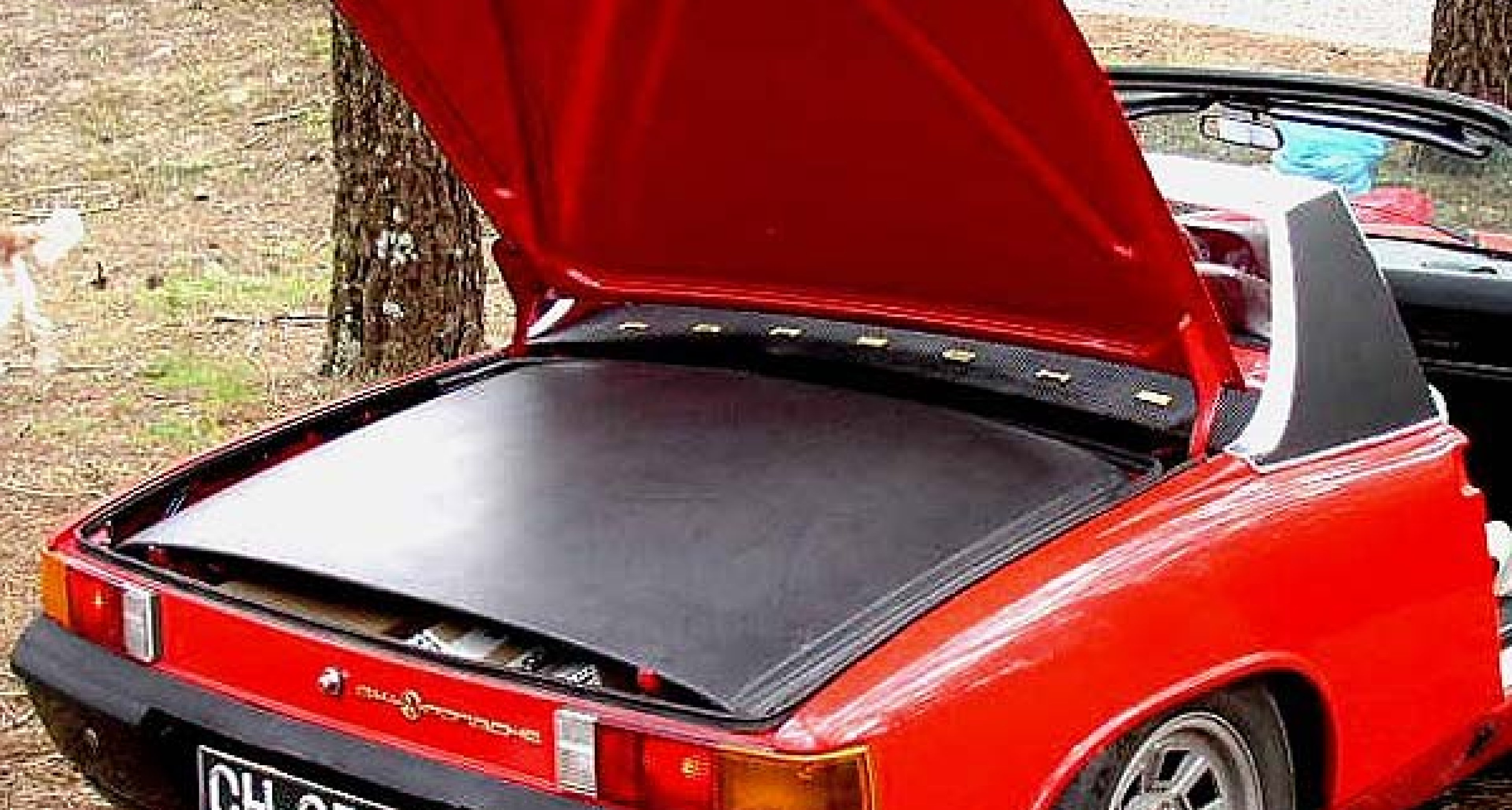 Wir zeigen's Ihnen: Porsche 914 1.7