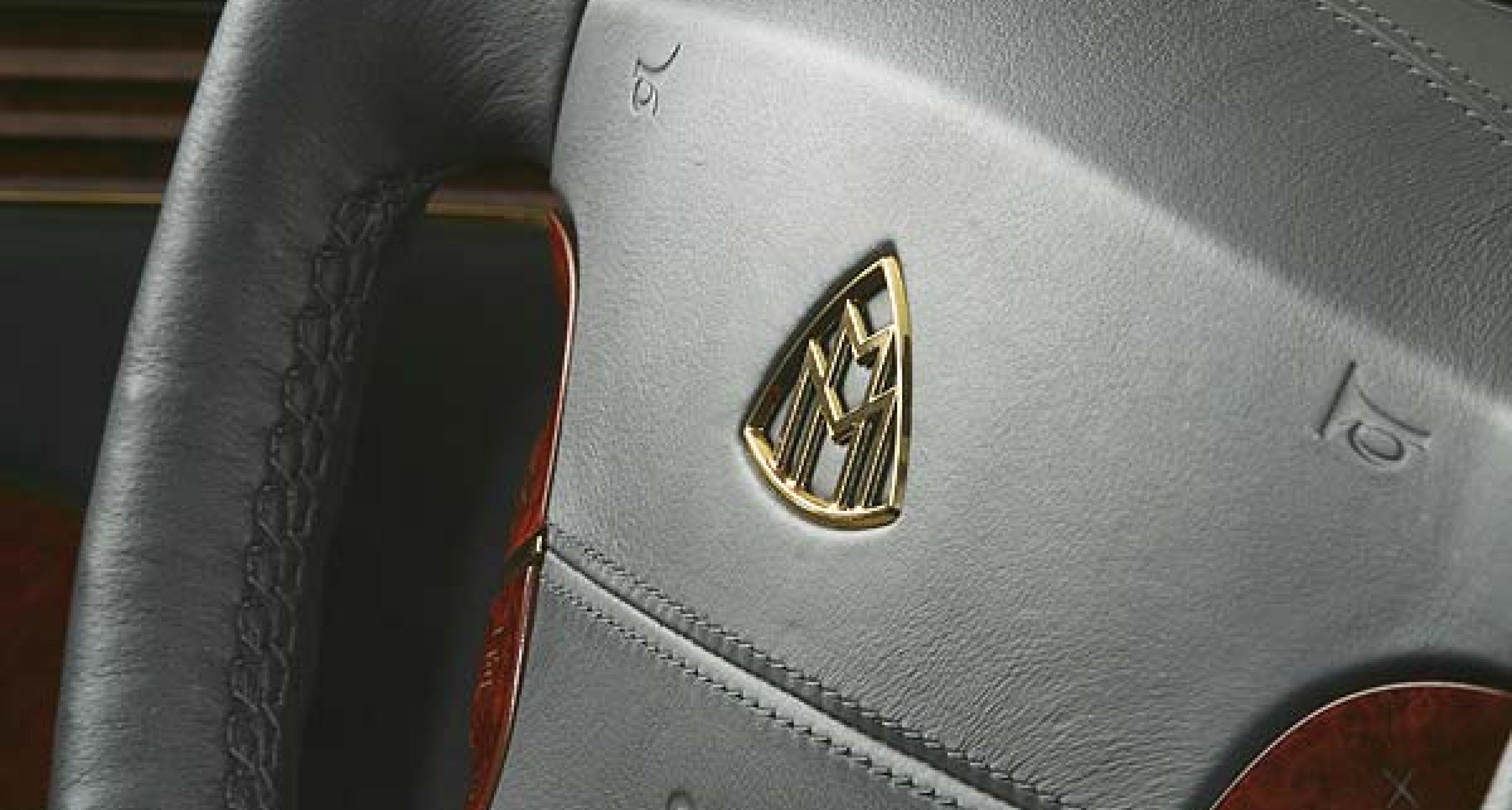 Maybach:  Neue Ausstattungsvielfalt
