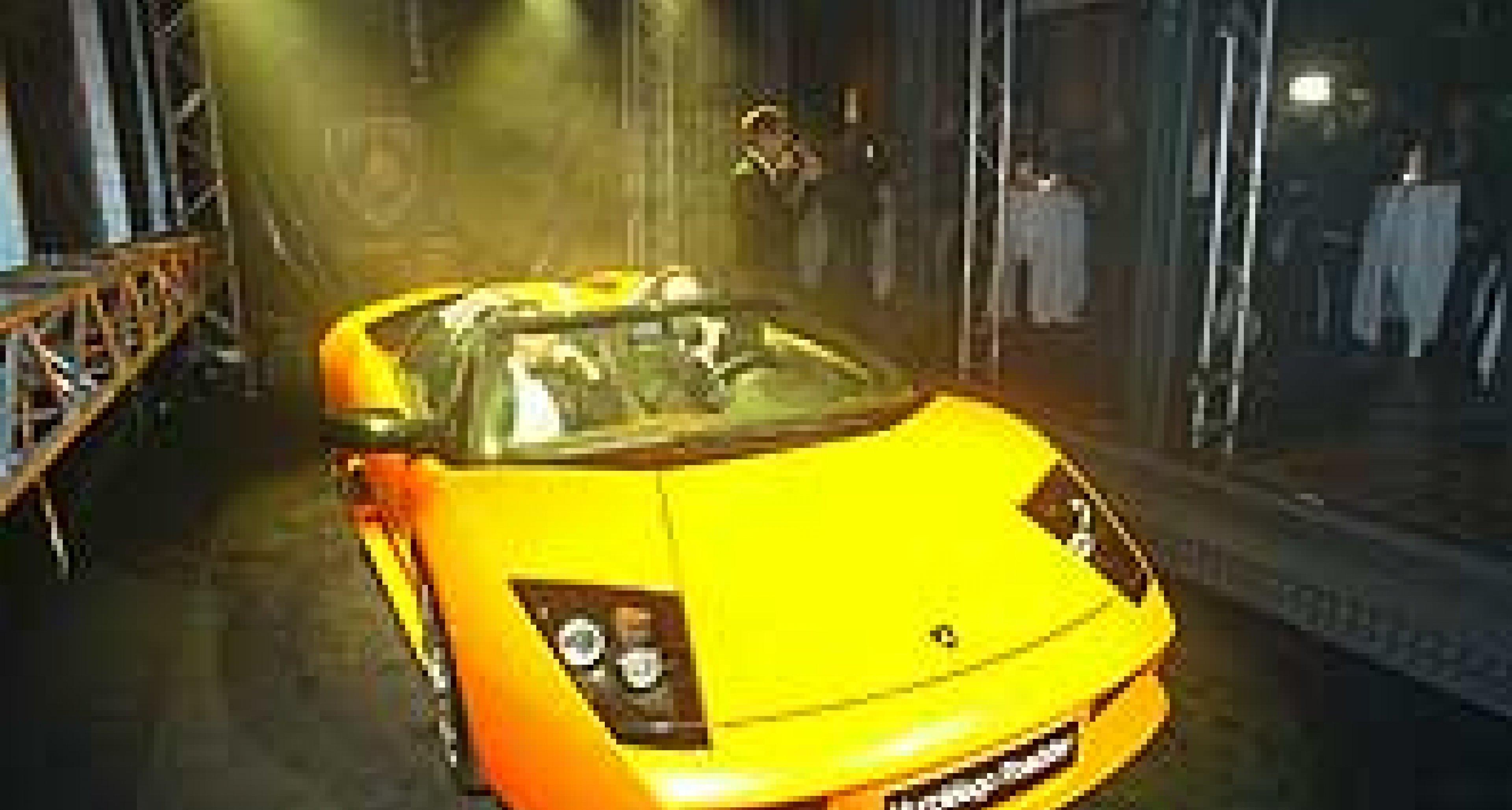 Oben ohne Vergnügen der Sonderklasse – Lamborghini Murciélago Roadster
